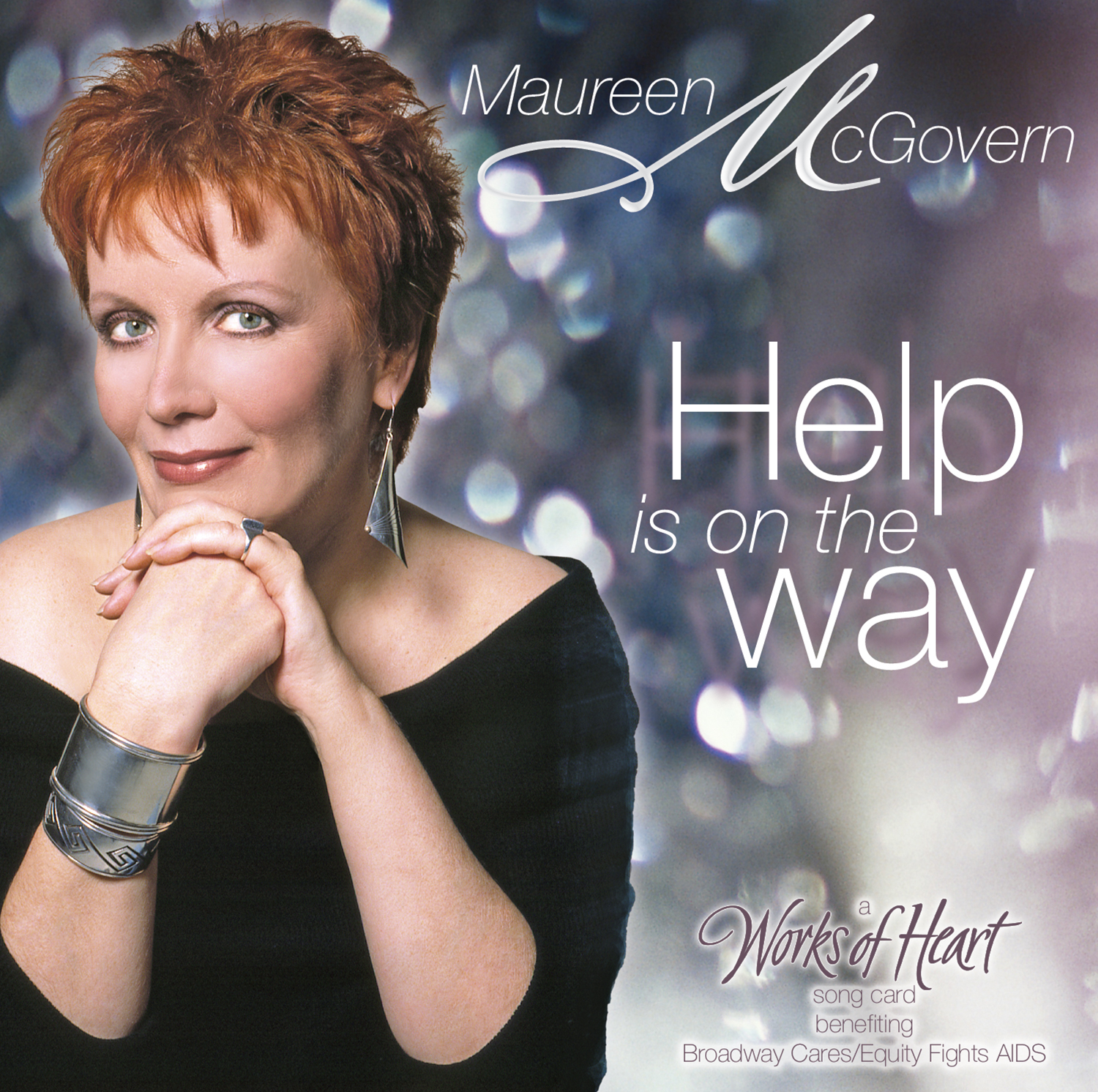 Help is on the Way CD Cover - Front