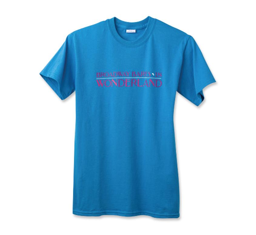 Broadway Bares: Wonderland T-Shirt