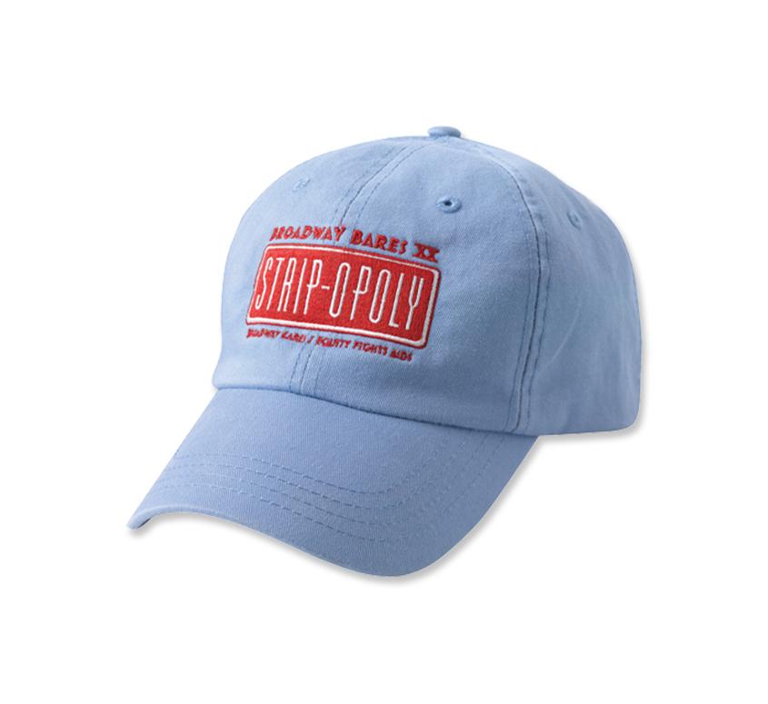 Broadway Bares: Stripopoly Hat