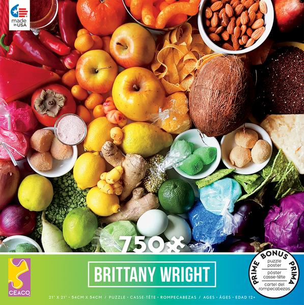 Food Medley Puzzle -