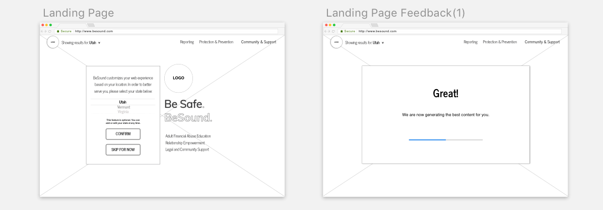 LowFidelity Desktop Landing Pages.png