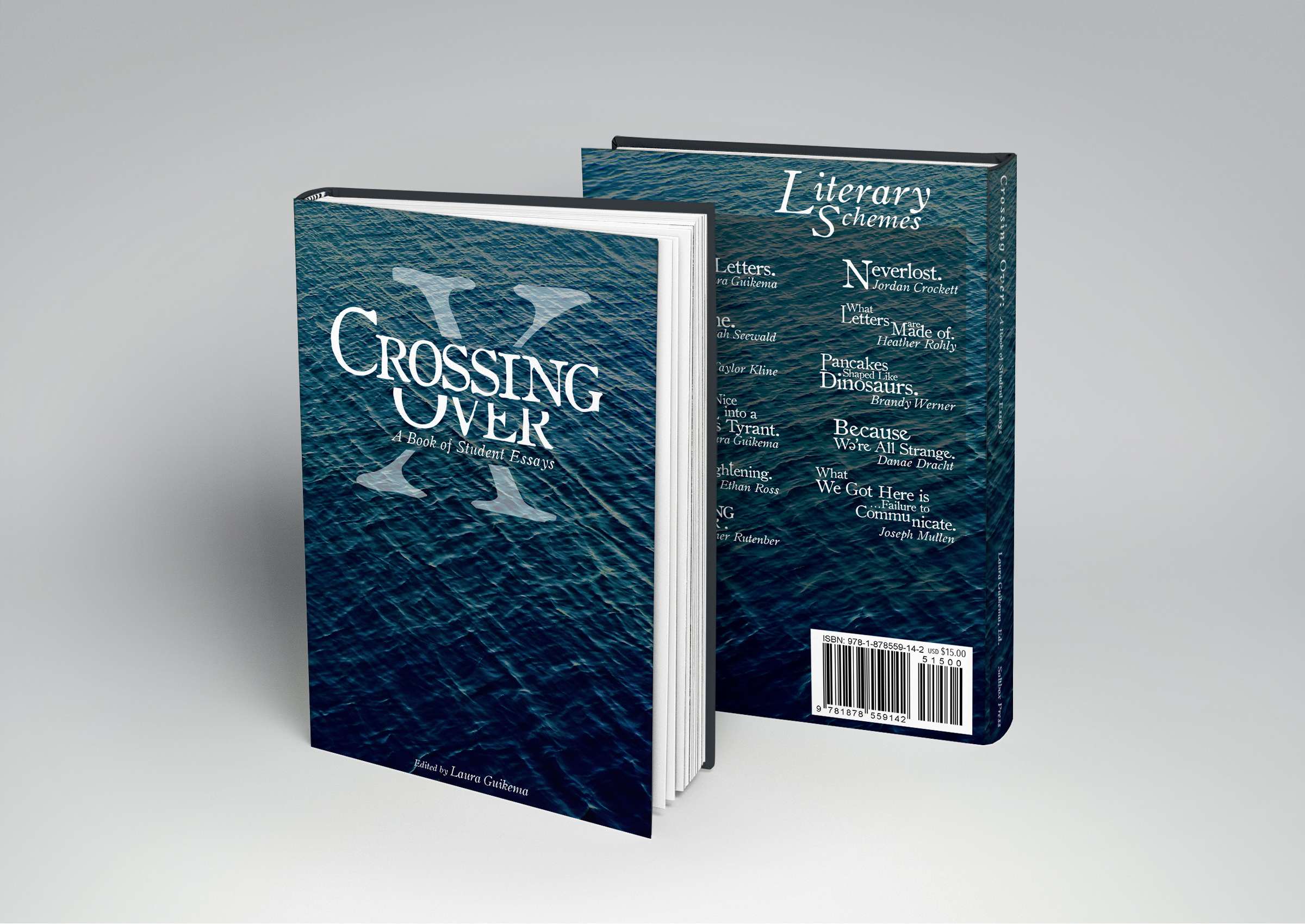 Crossing Over Cover