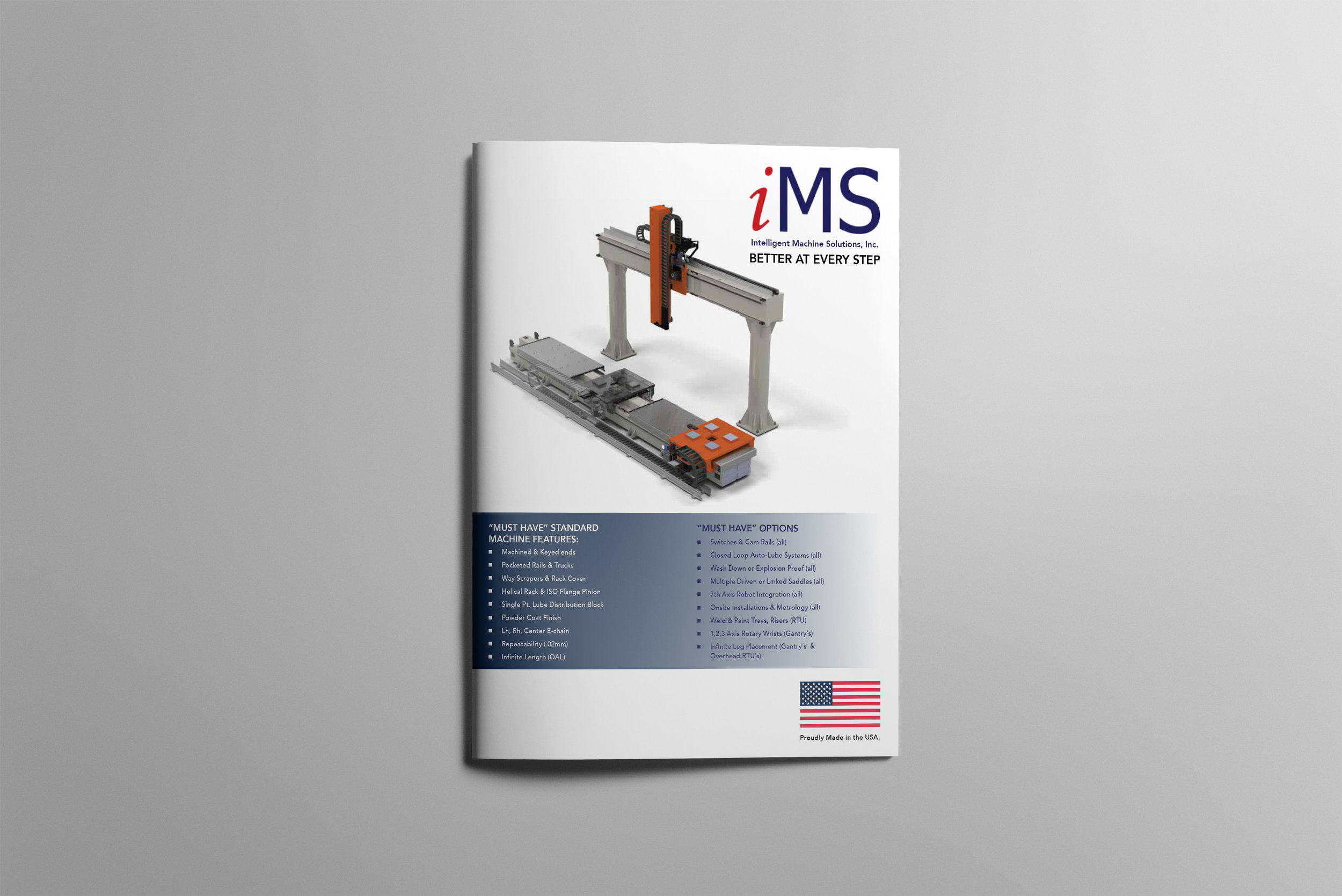 iMS Solution Brochure