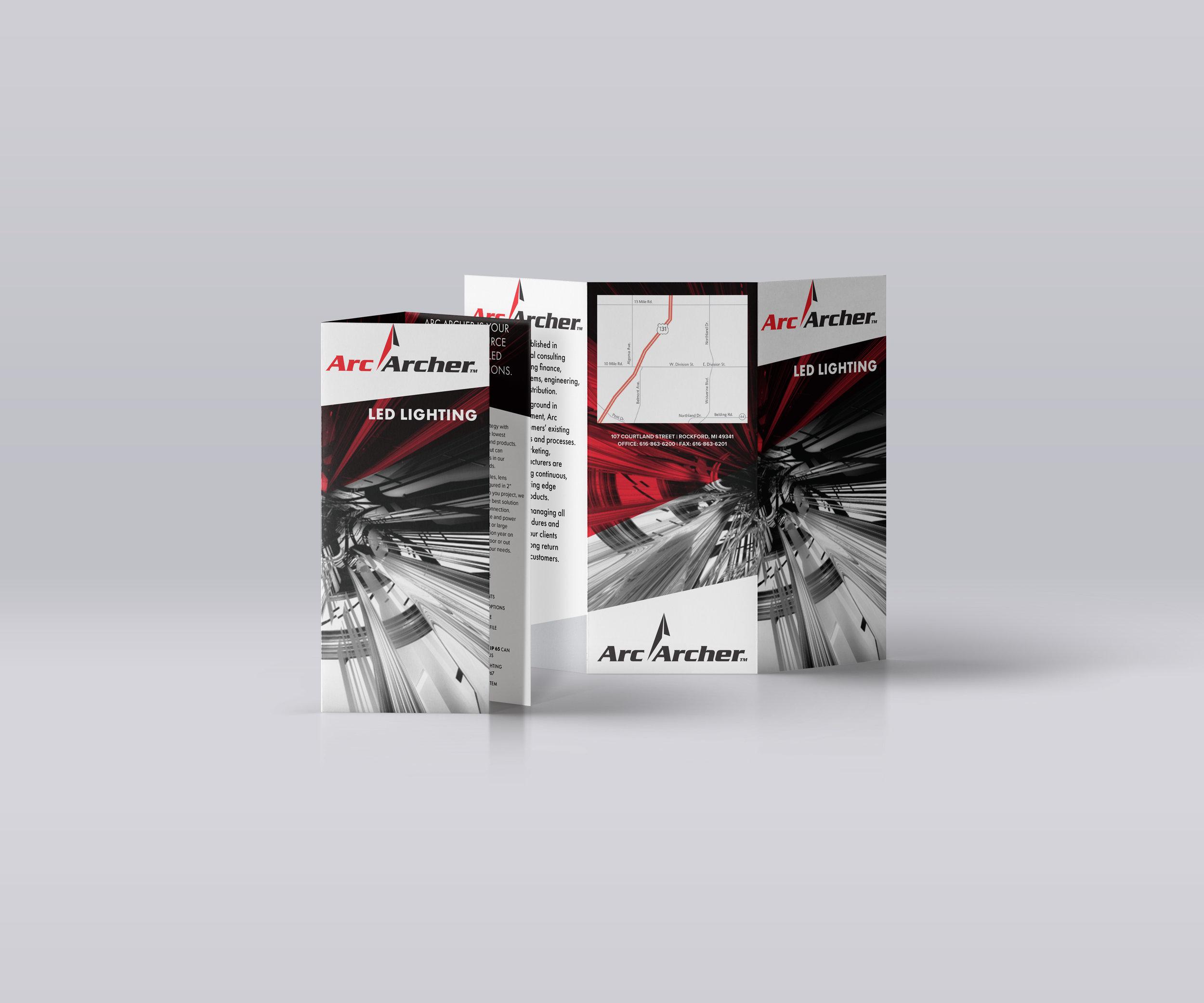 Arc Archer Brochure