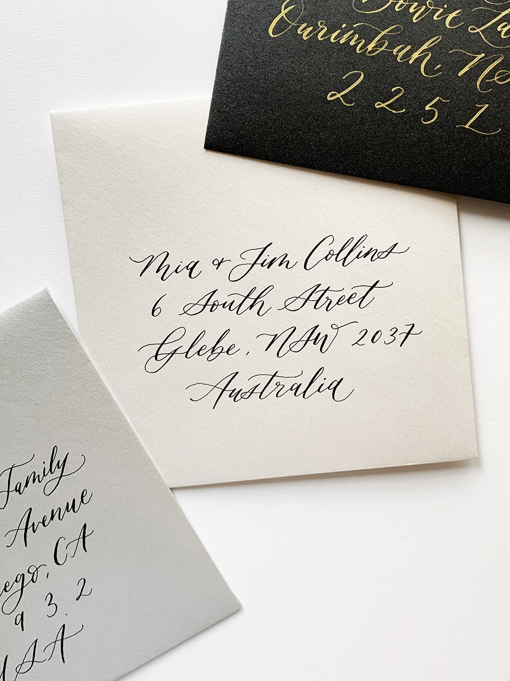 Calligraphy — Better Together Paper Co