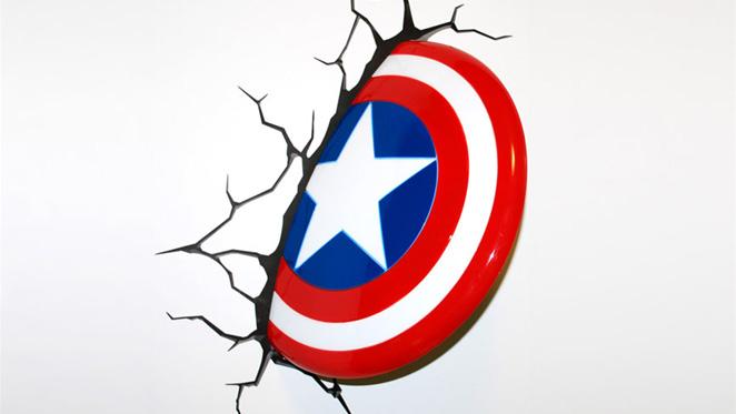 Escudo de Vibranium do Capitão América