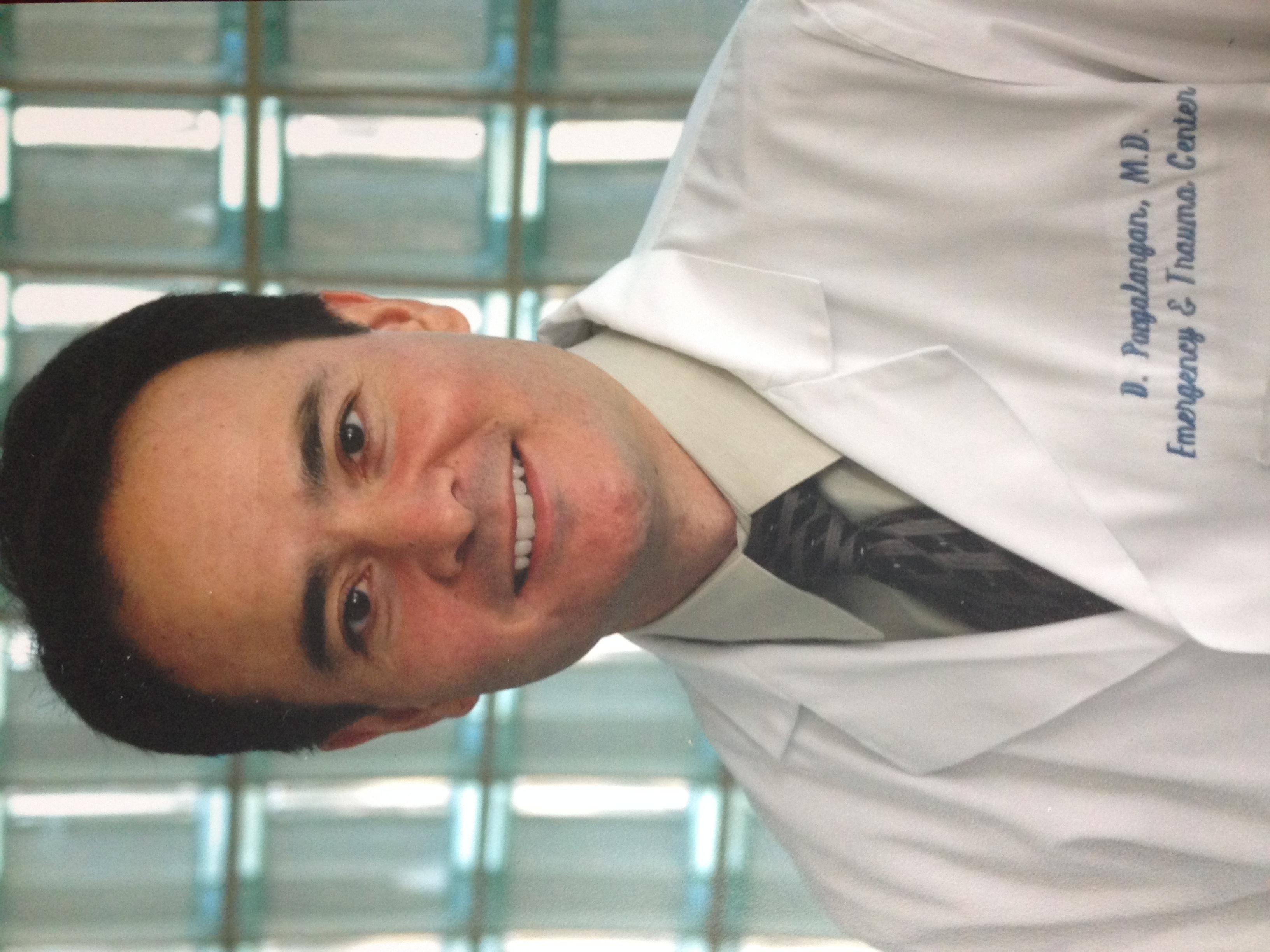 Dr. Darin Pangalangan '84