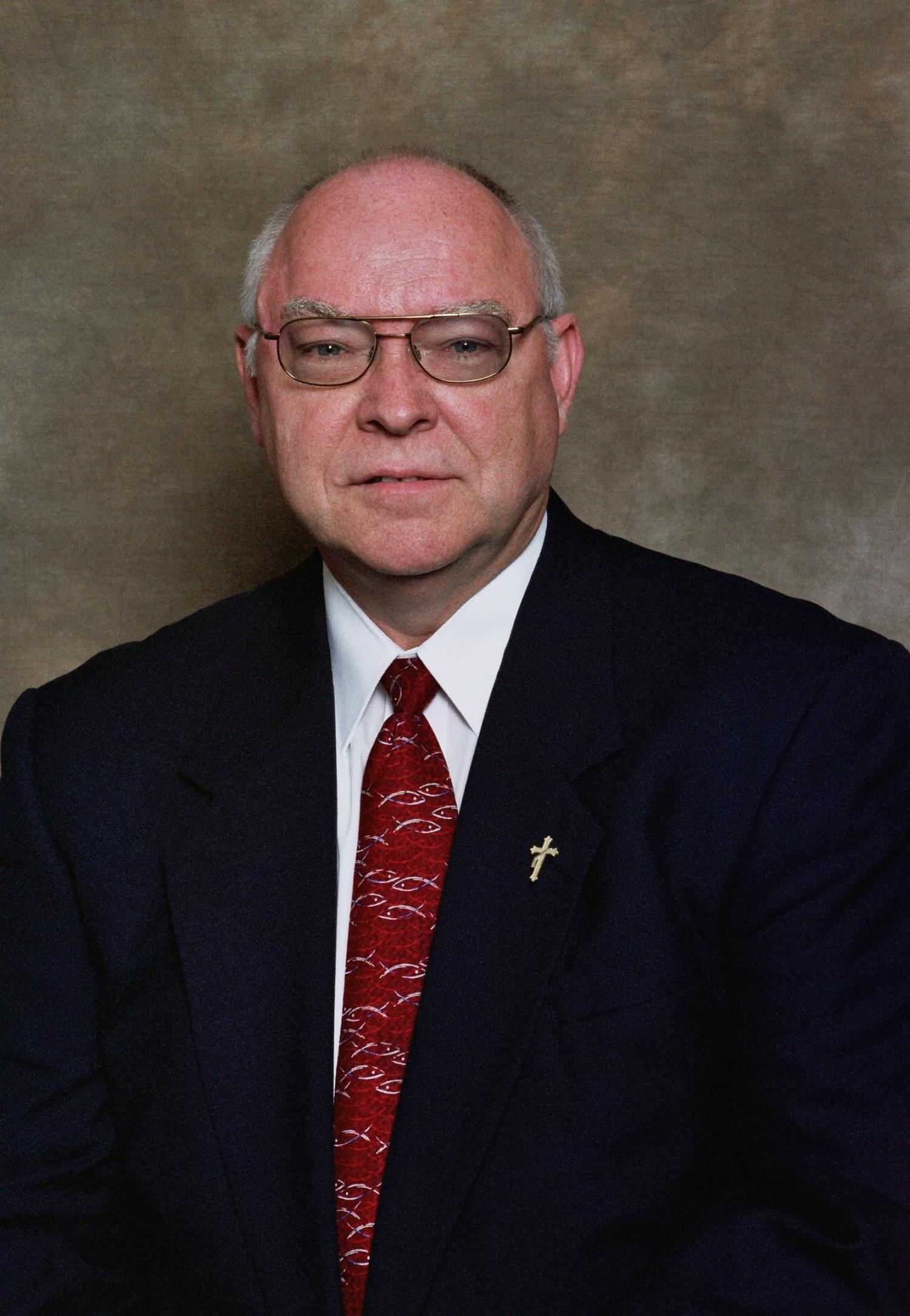 Deacon Mickey Hawkins '66