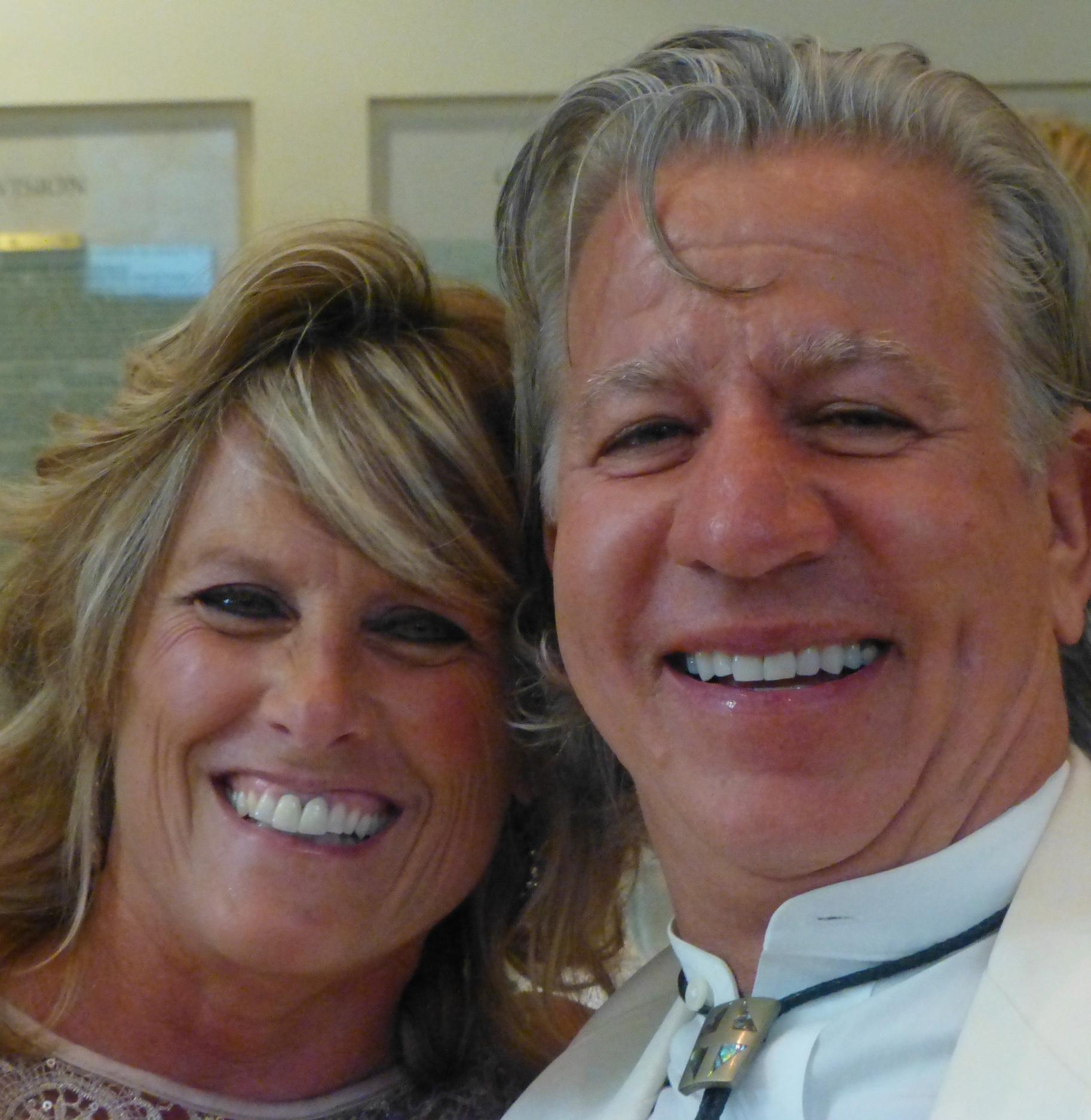 John-Paul Slupski '75 & Theresa Cahill Slupski '74