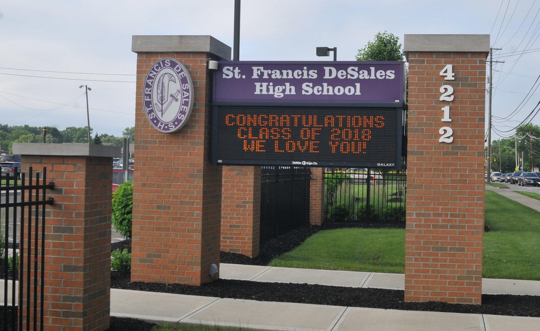 Class of 2018 — St  Francis DeSales High School