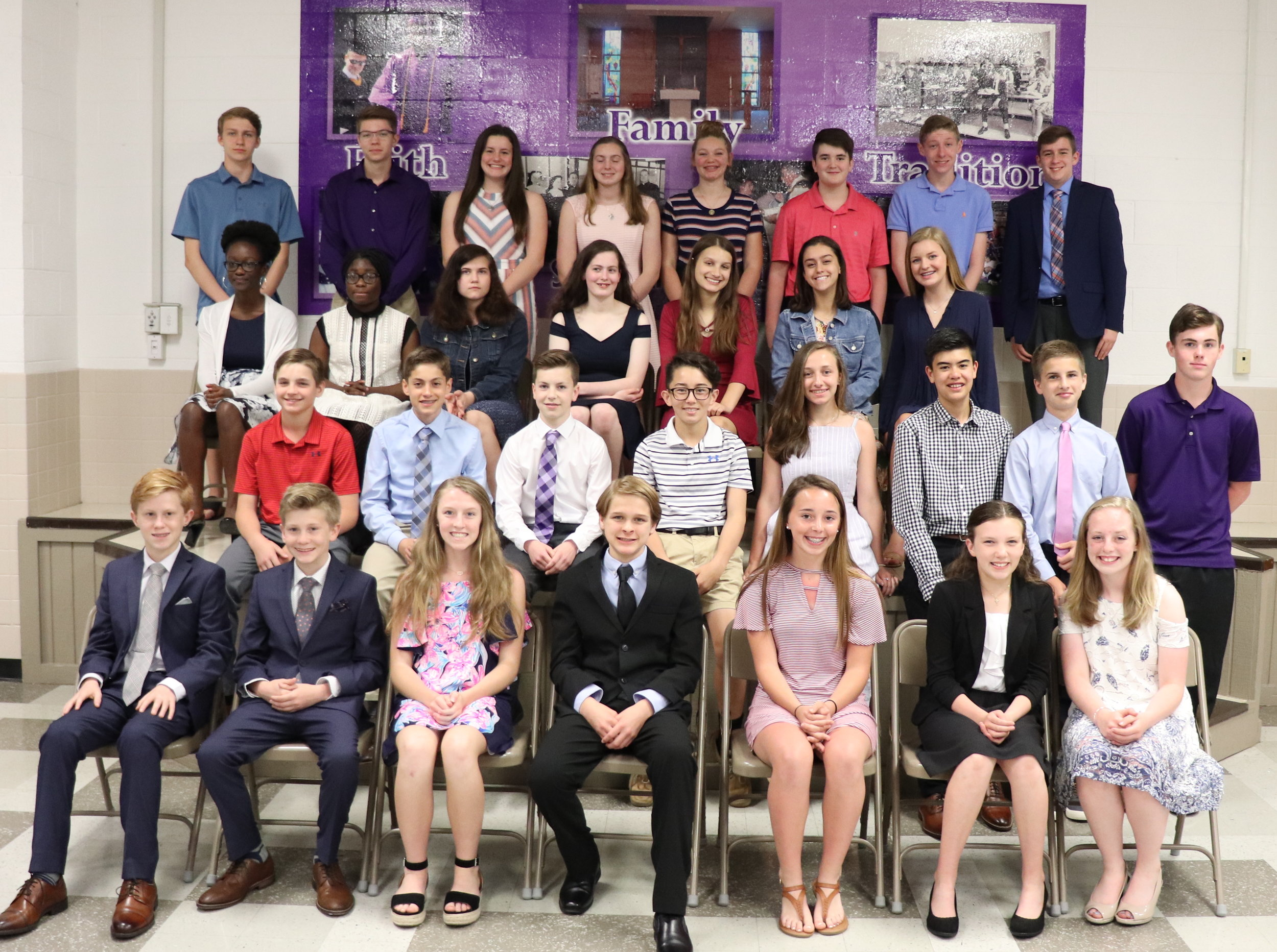 Class of 2023  Merit Scholarship Recipients