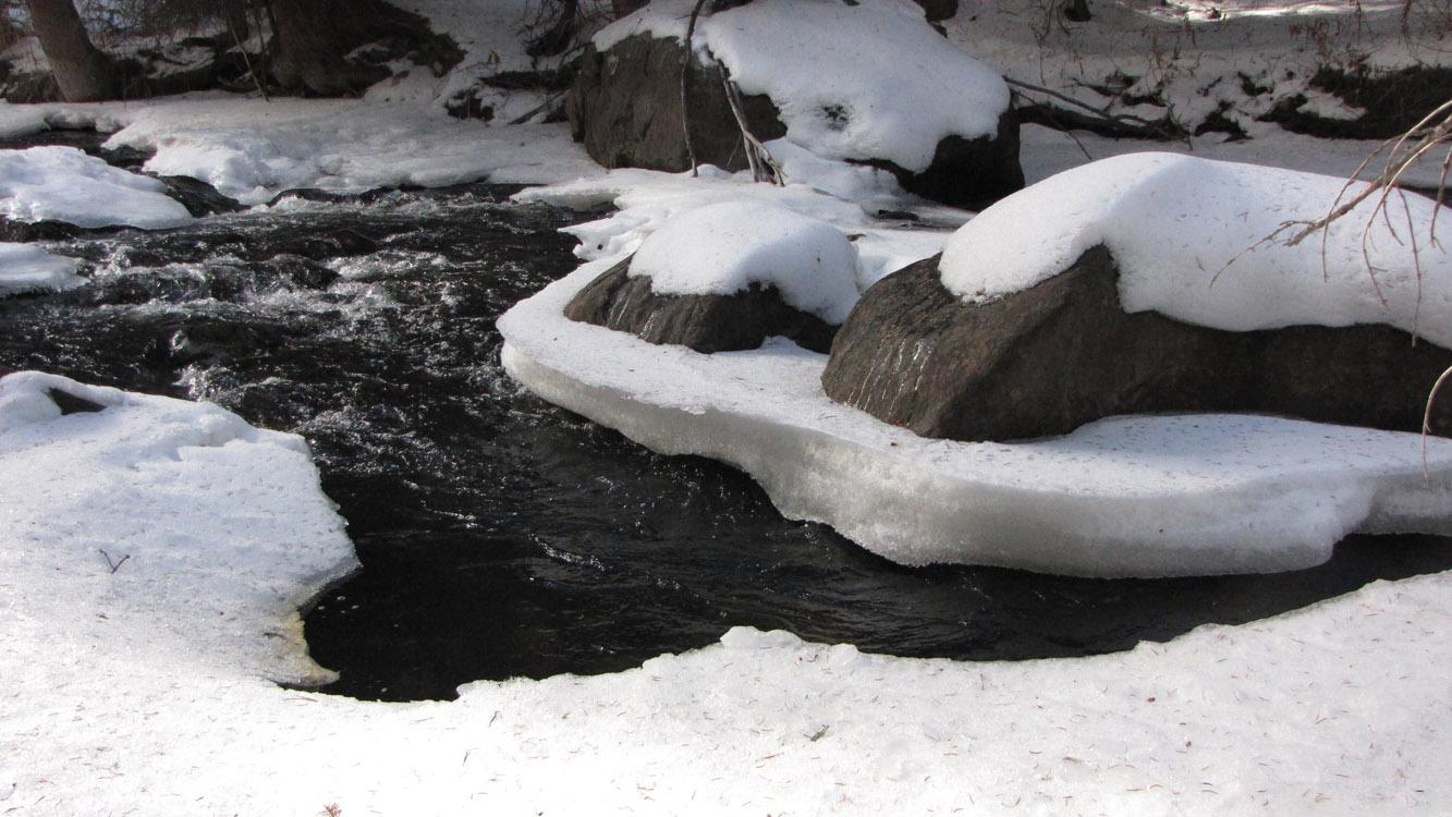 SNOWY CREEK, PHOTOGRAPH