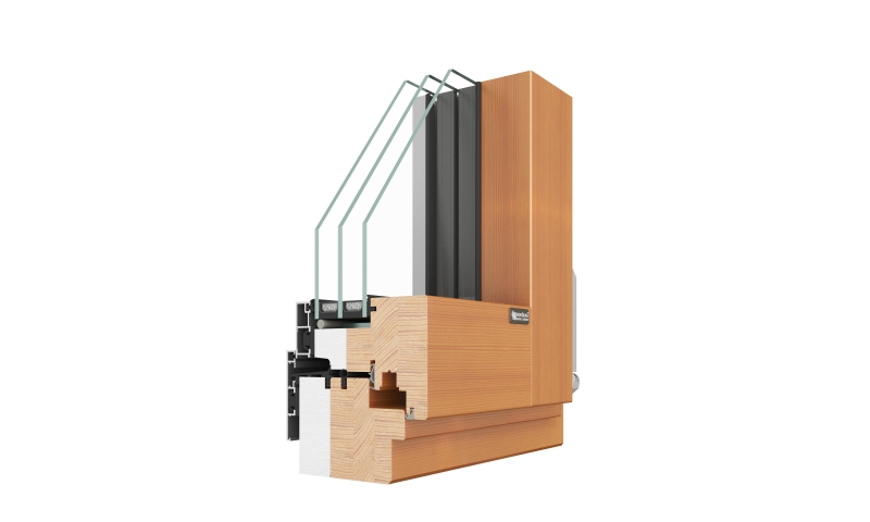 Triple Glazed Windows - Keep the heat in. Keep the noise out.