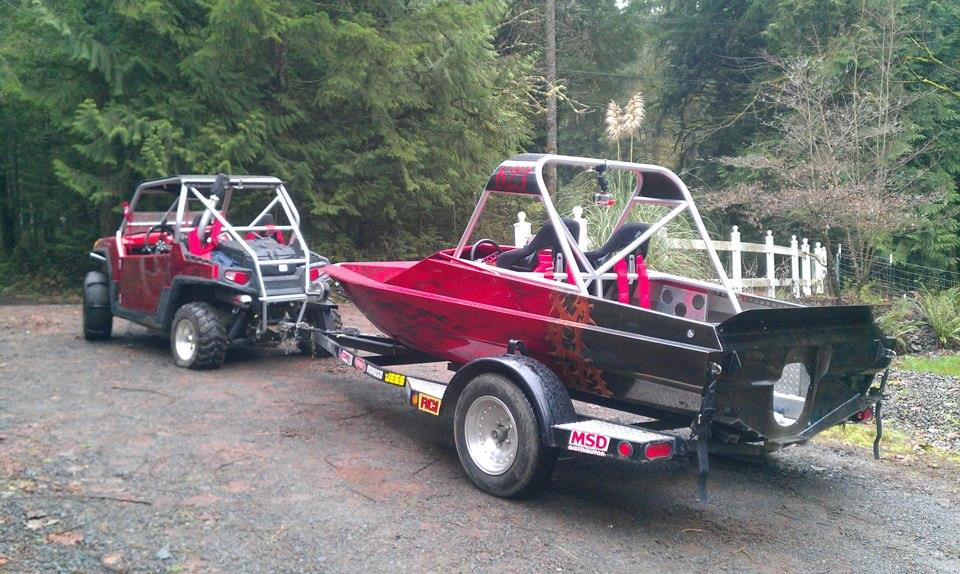 Here is a picture of the boat!