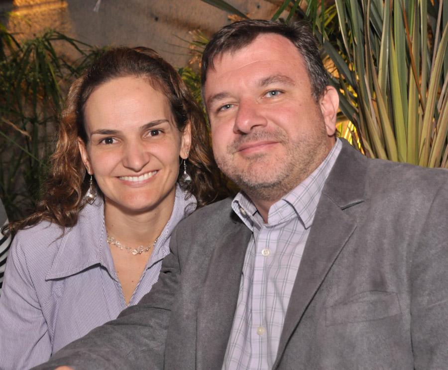 Martha Helena Arango y Andrés Lenci