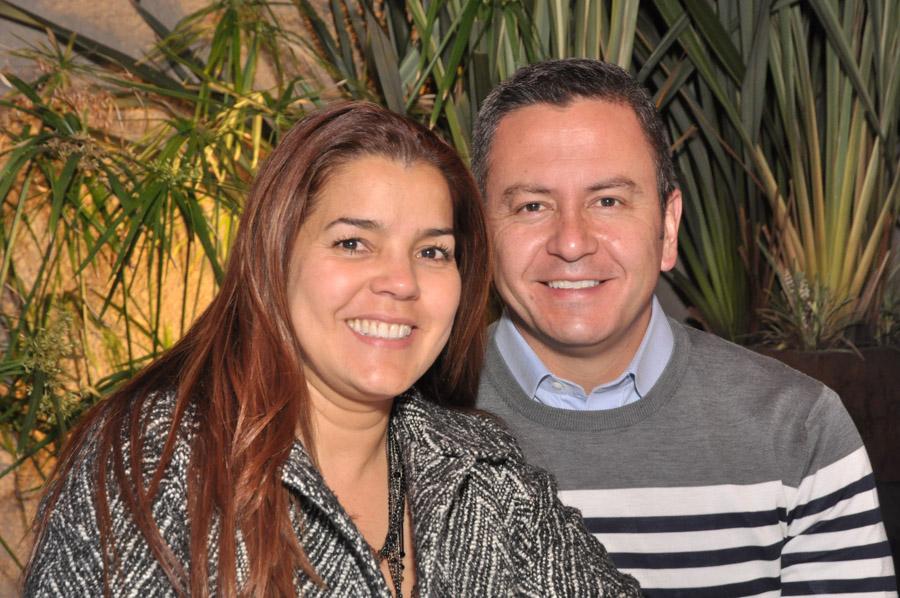 Diana Parra y Pablo Torres