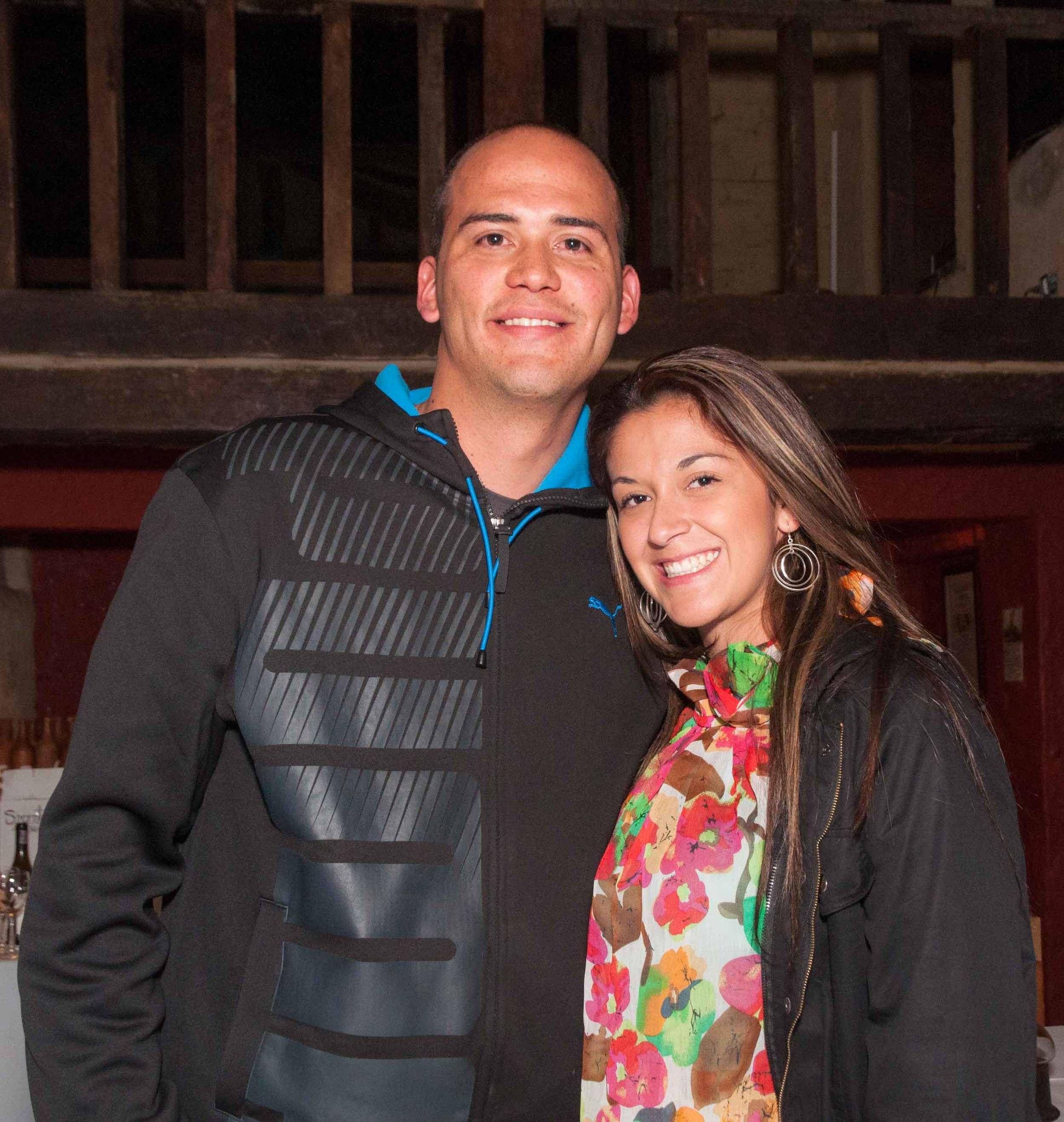 Carlos Puerta y Viviana Caviedes