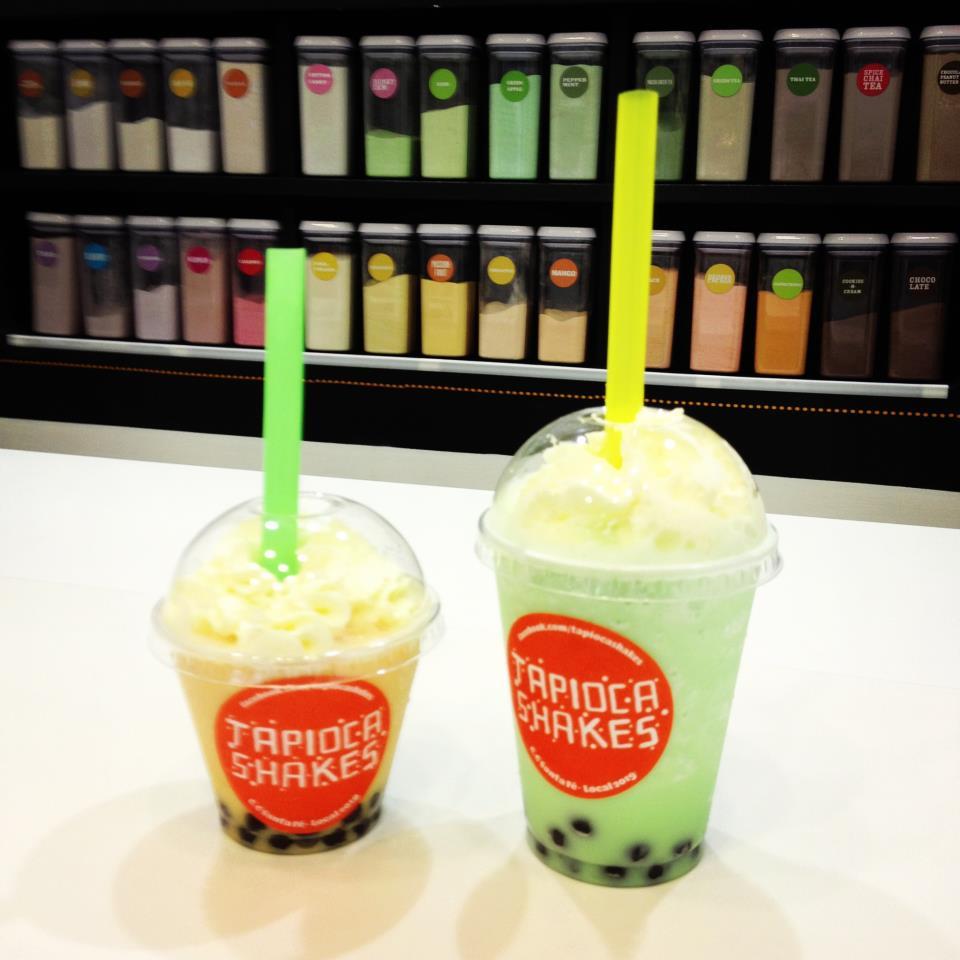 En Tapioca Shakes hay dos tamaños y más de 30 sabores para elegir.