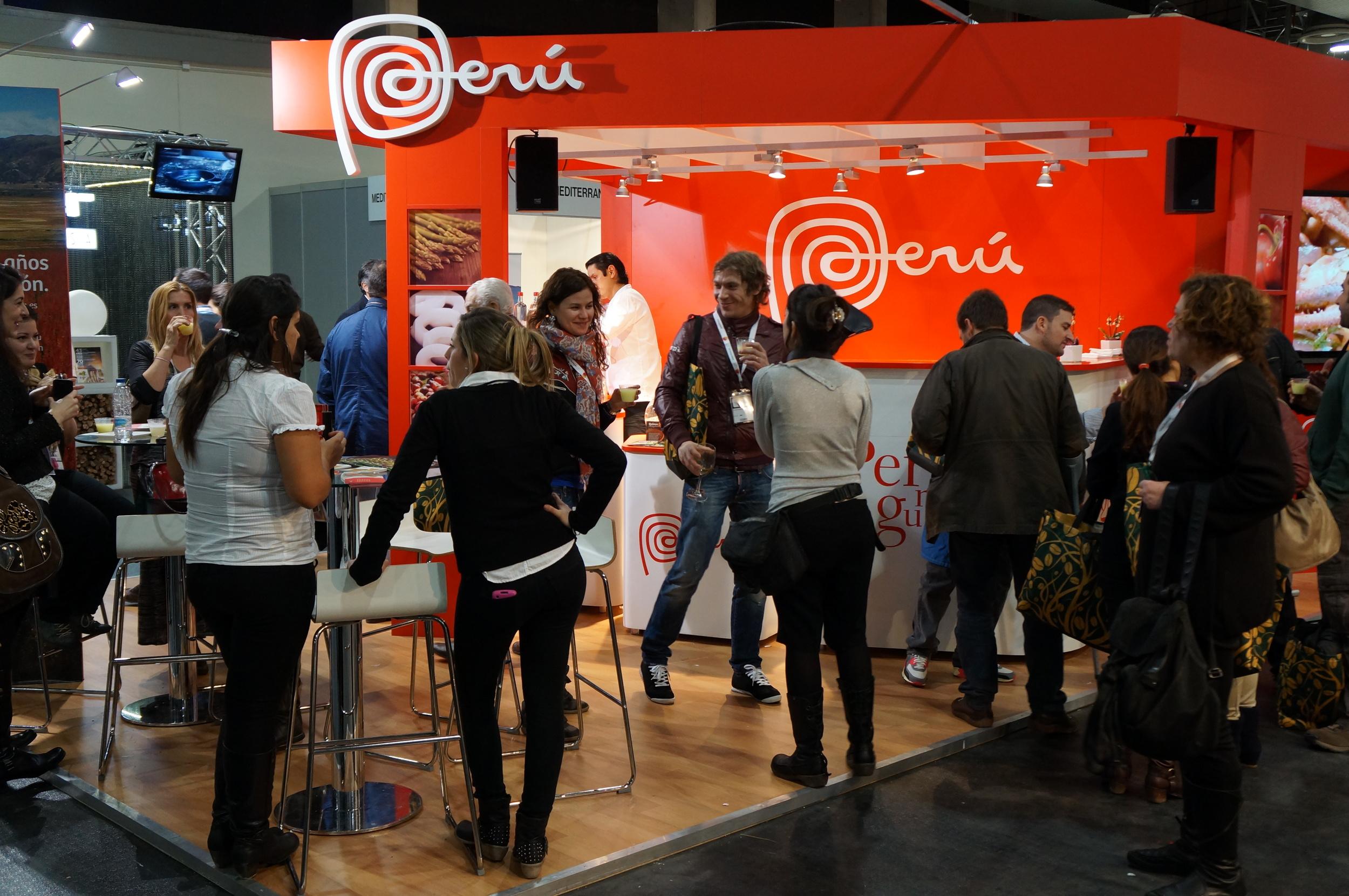 Perú y su cocina, uno de los infaltables hoy en los eventos gastronómicos del mundo.