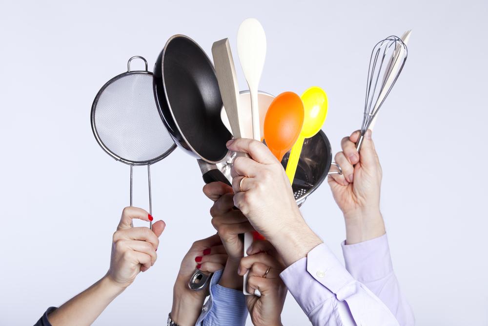 Cada quien tiene su utensilio favorito en la cocina, con mayor razón los profesionales que pasan largas horas en ella.