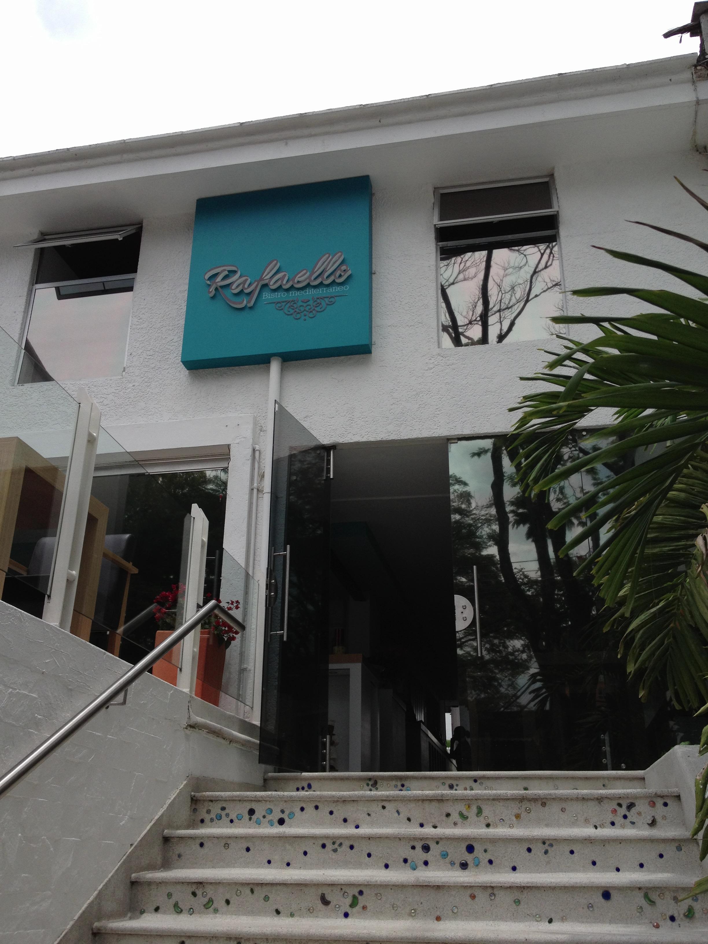Rafaello es una opción de gran calidad en el barrio Provenza de Medellín.