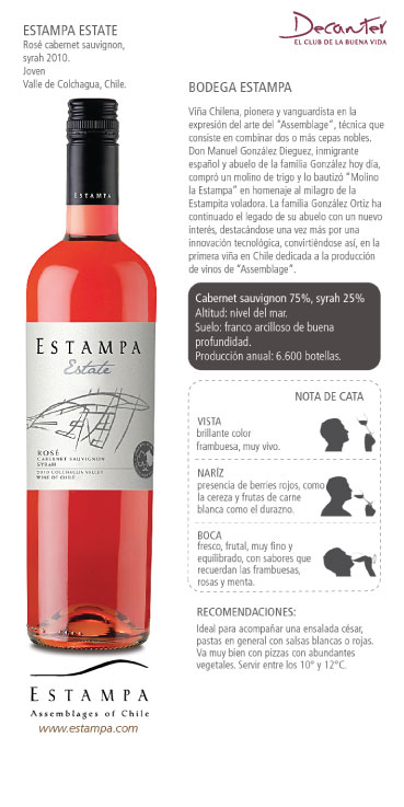 Estampa Estate Rosé 2010 .jpg