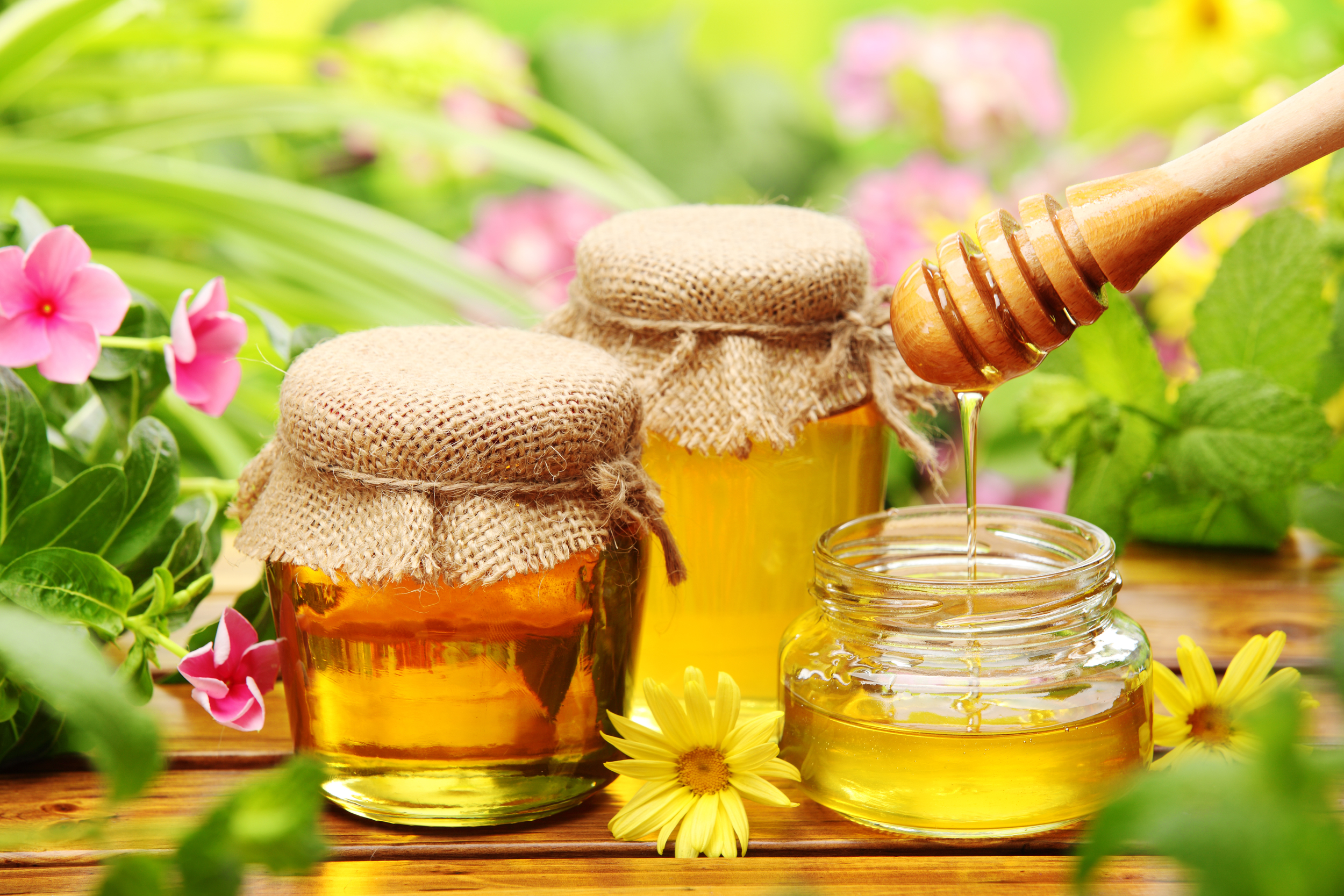 beneficios de la miel