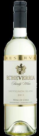 Echeverria Sauvignon Blanc Reserva 2015