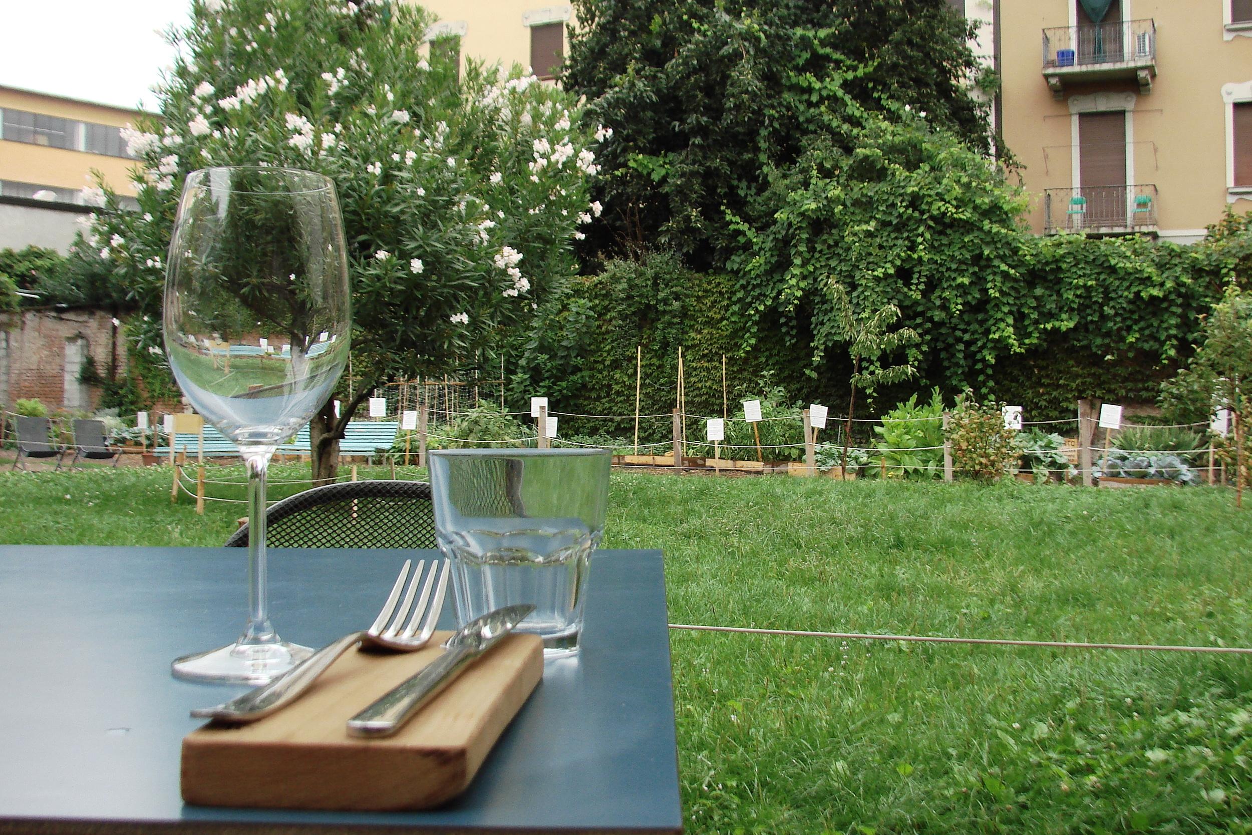 Un posto a Milano, Milán.