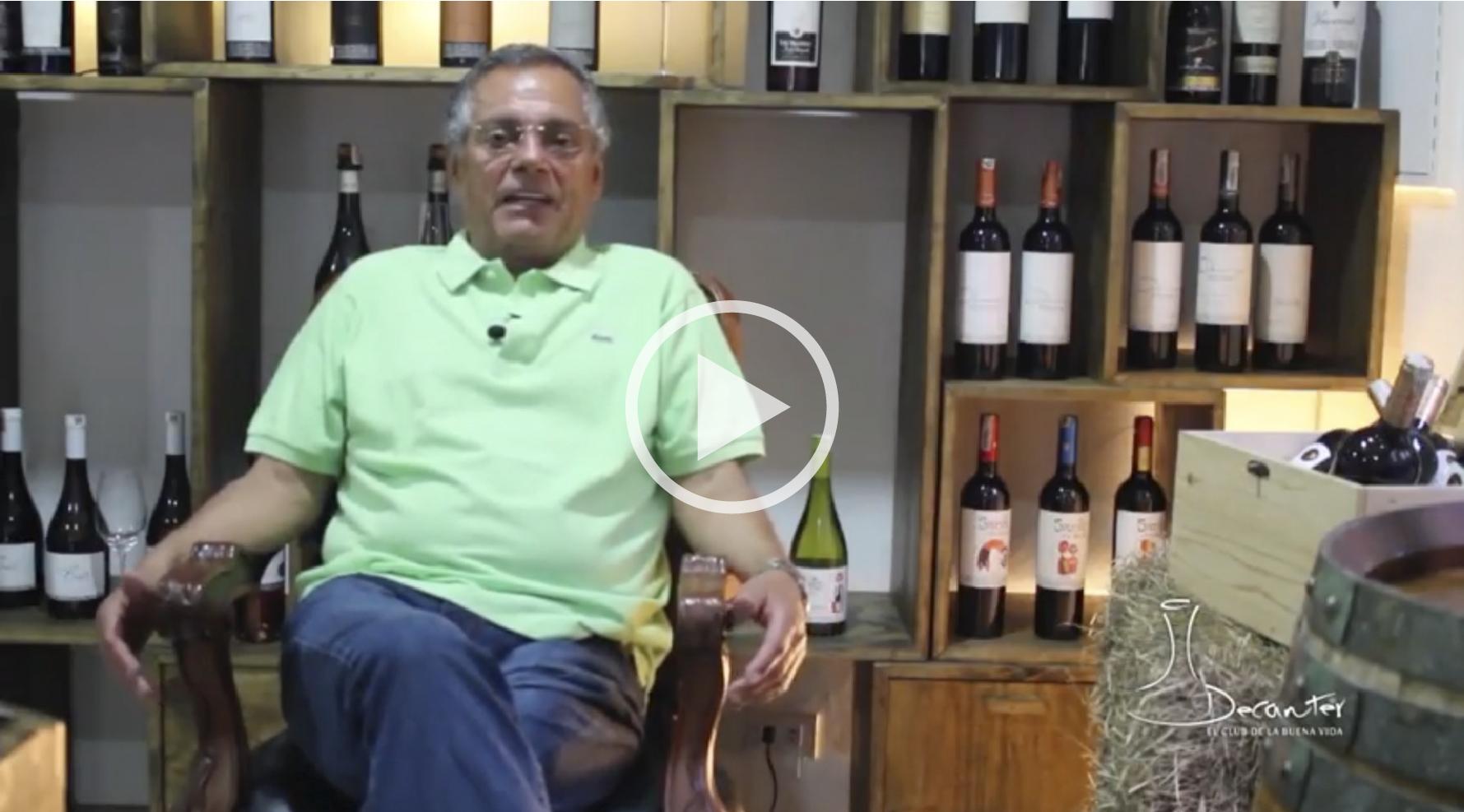 Cub de vinos Decanter