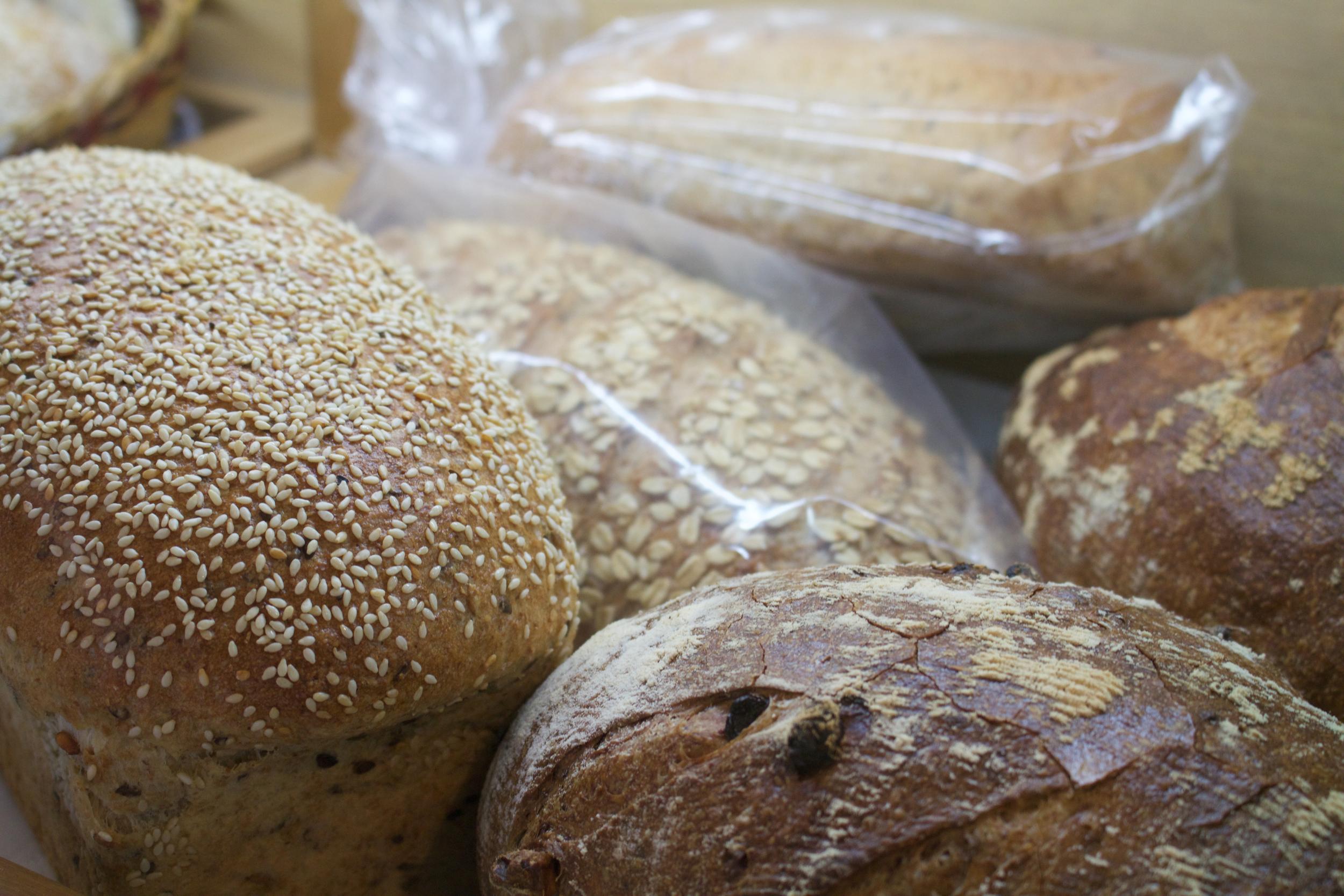 Los panes de Eduardo Madrid no contienen ningún tipo de agregados.