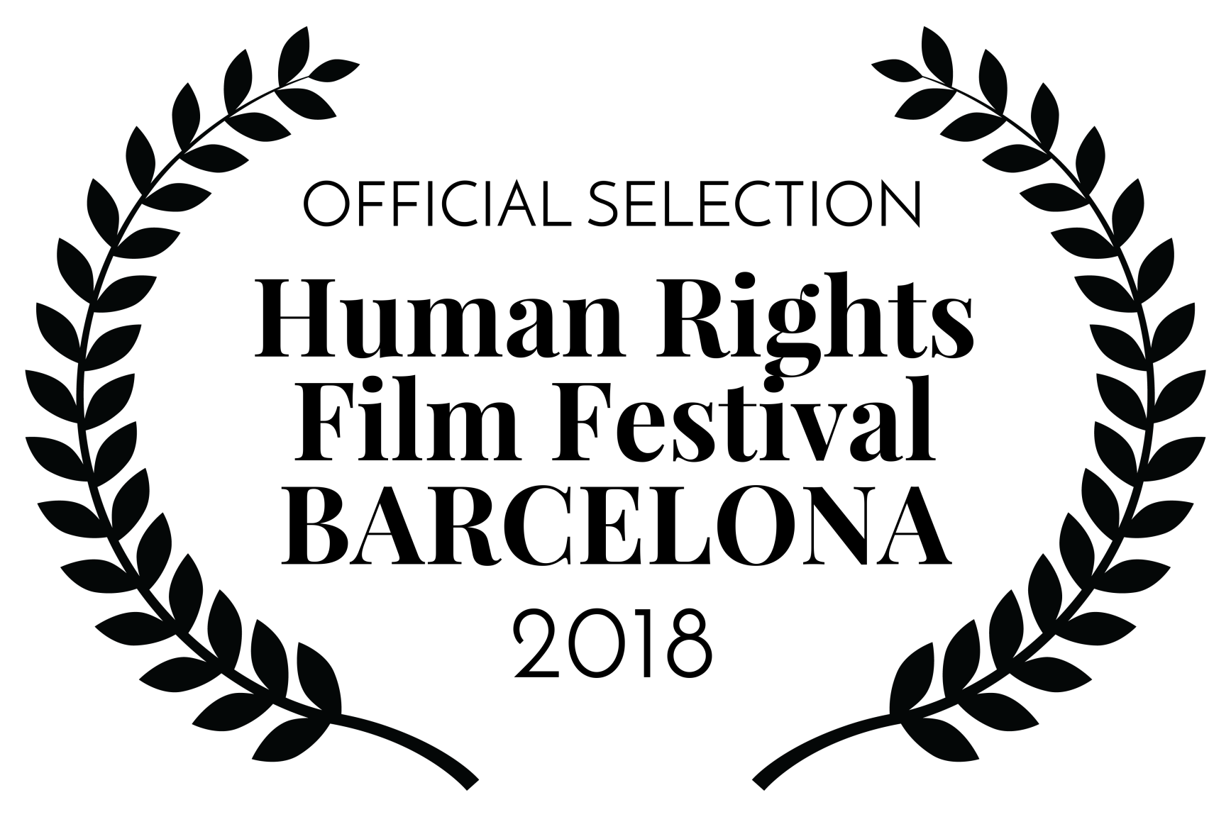 OFFICIAL SELECTION - Human Rights Film Festival BARCELONA - 2018.png