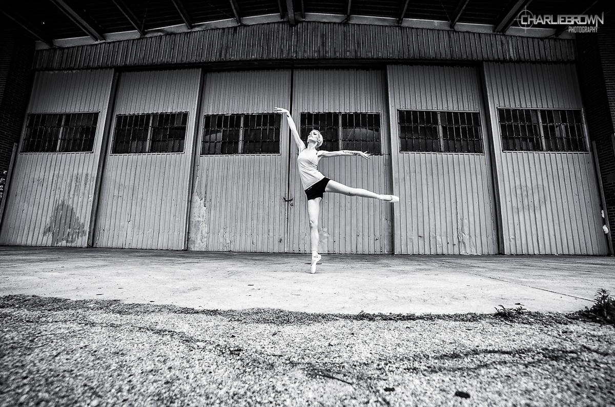 Gainesville,FL Ballet Portrait