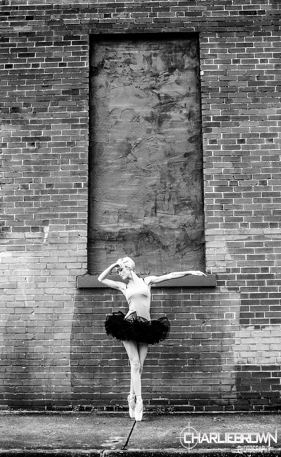 Ballerina Portrait Gainesville,FL