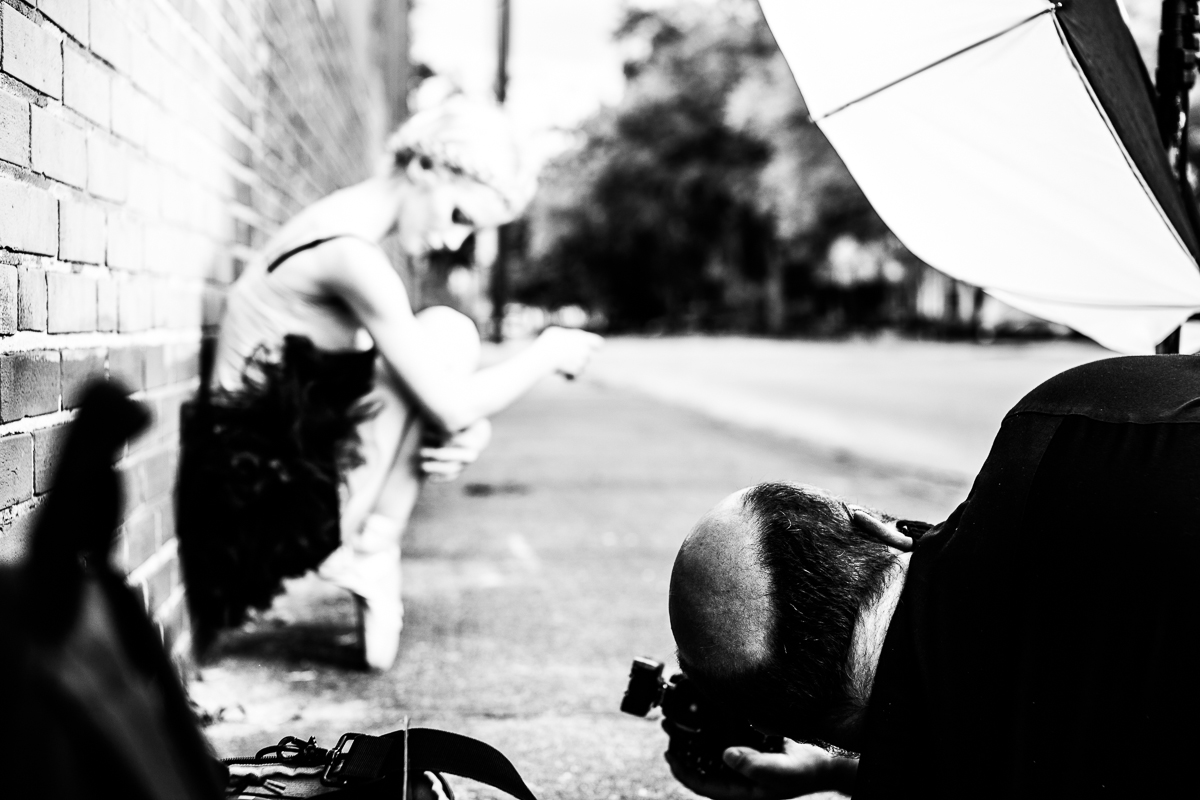 Street Photography John Sloan Portraiture