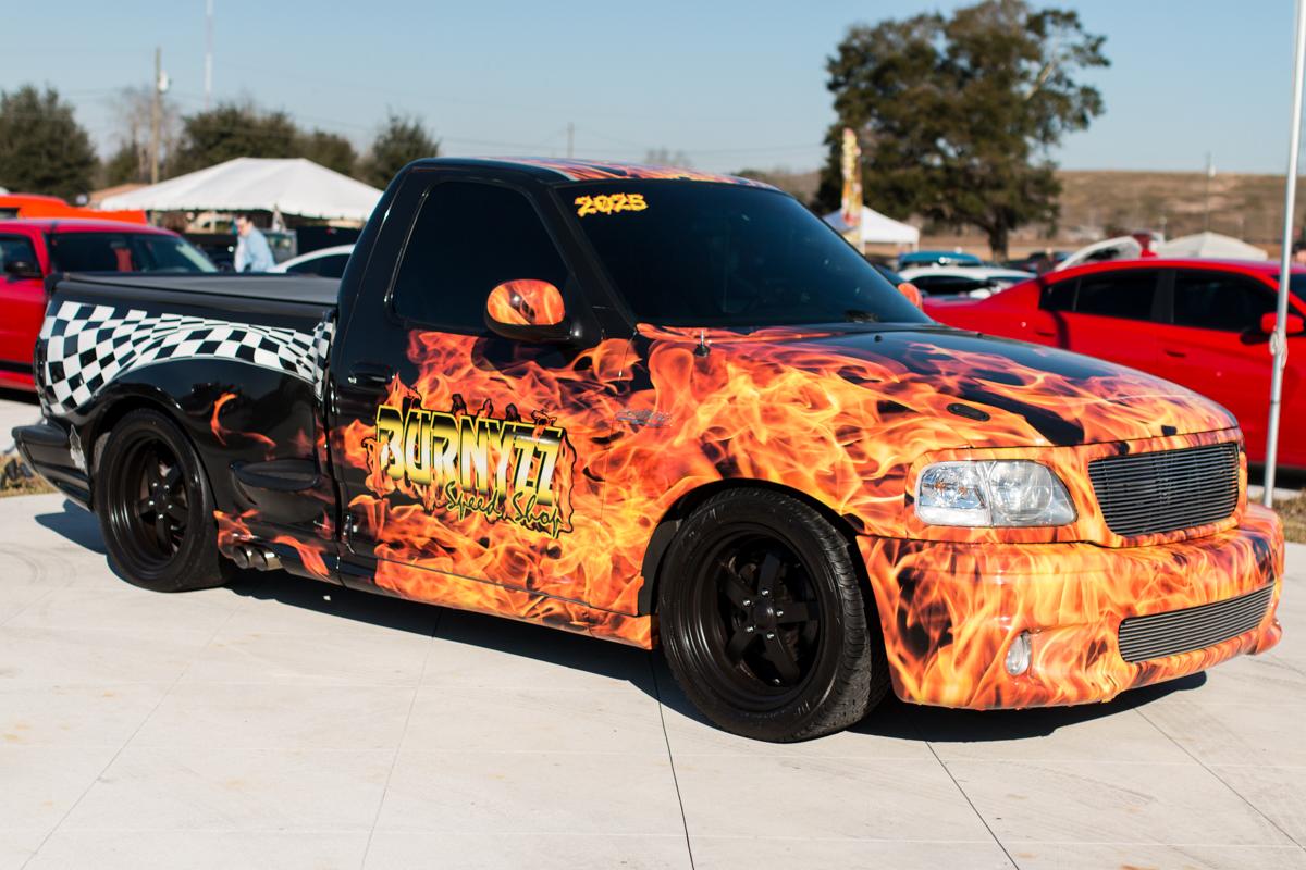 Burnyzz 1,000HP+ Ford Lighting Truck