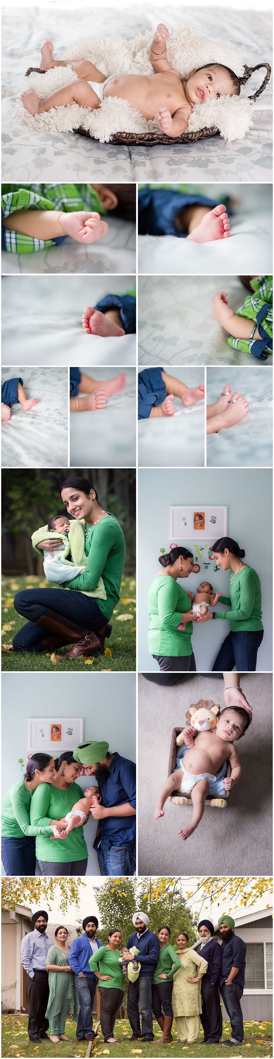 Bay area Newborn baby photographer