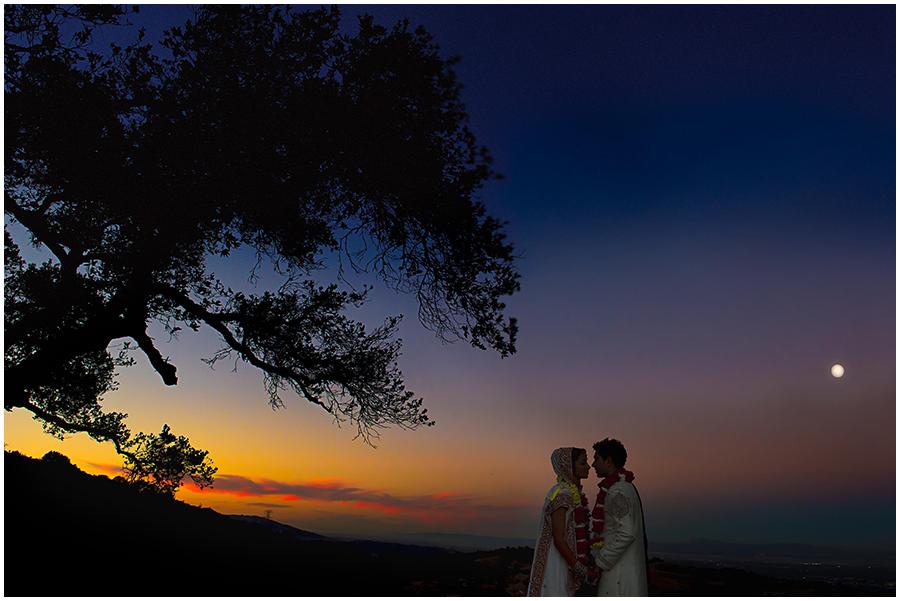India Gujrati wedding Mountain Winery Saratoga