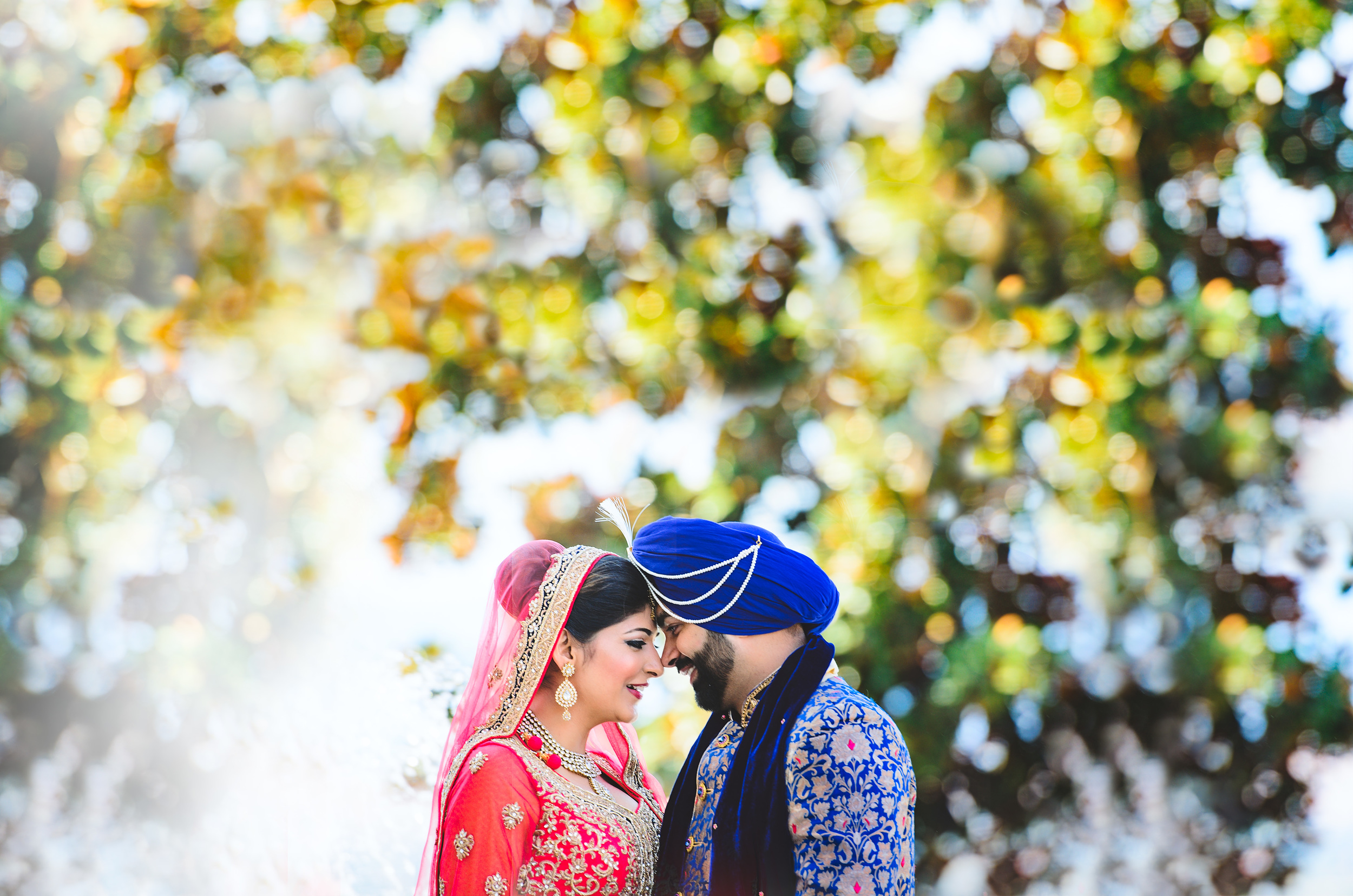 Indian Punjabi Wedding Photography San Jose