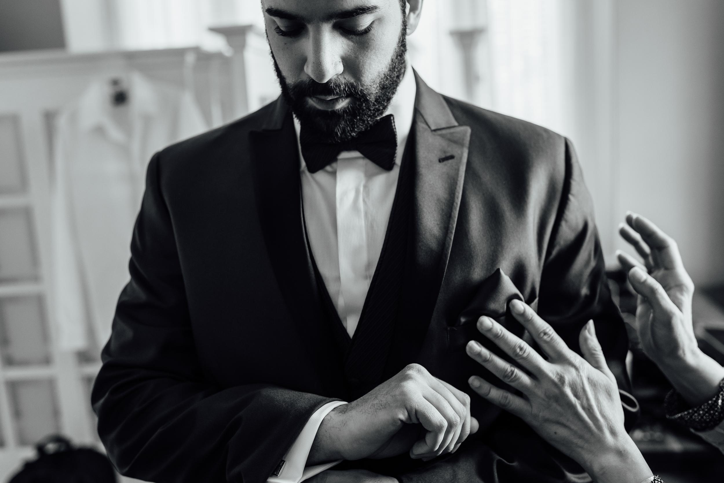 Muslim wedding Fairmont San Francisco