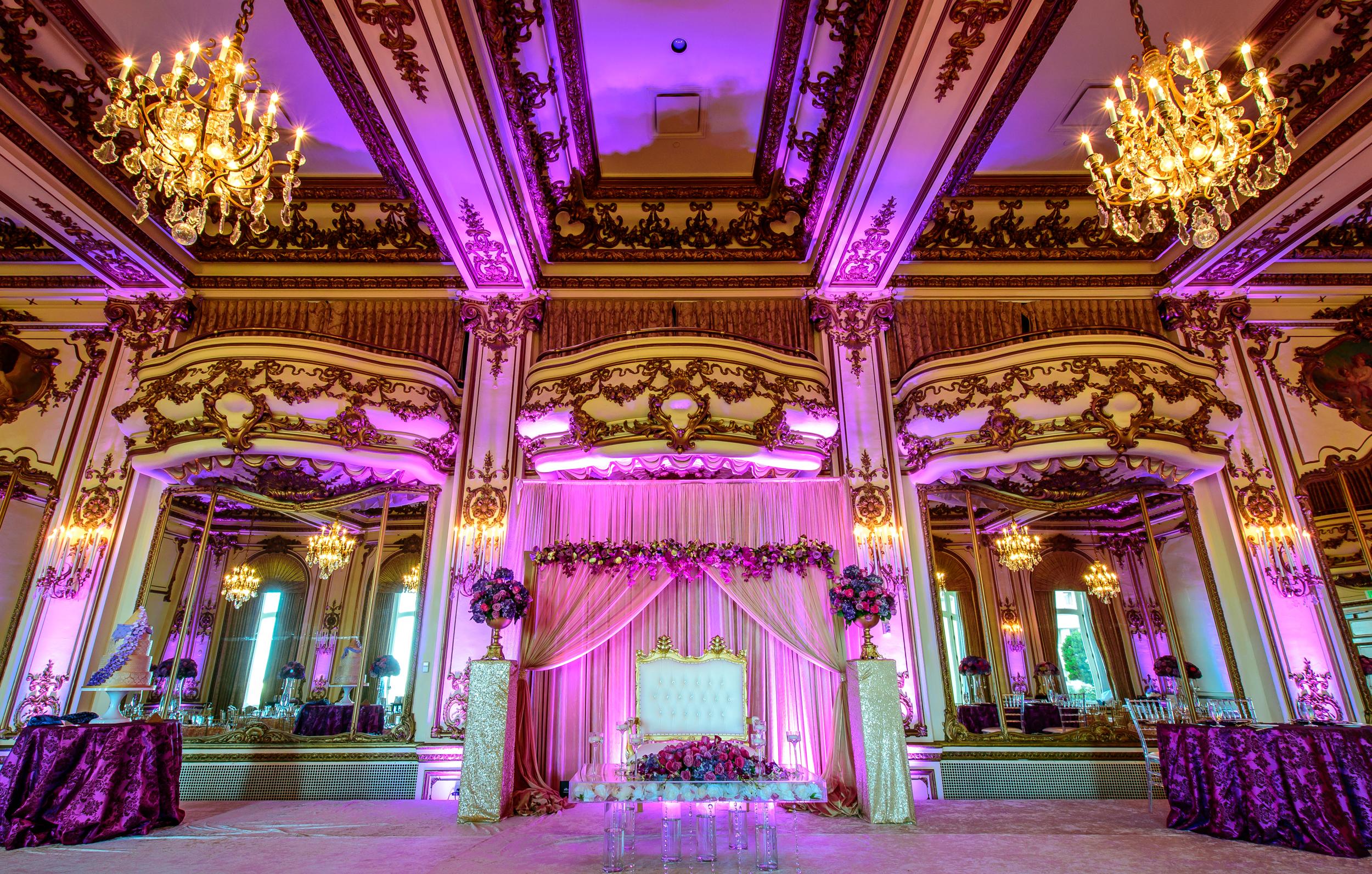 ballroom Fairmont San Francisco