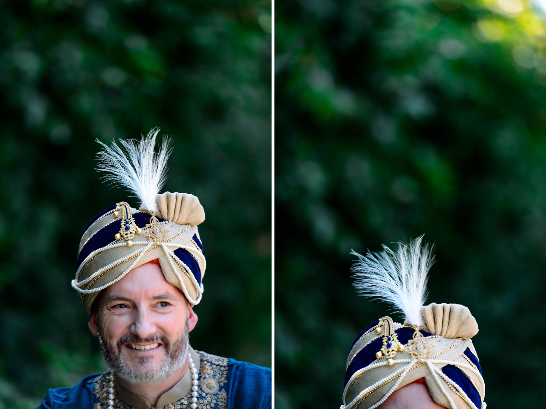 bay area Indian Punjabi fusion wedding