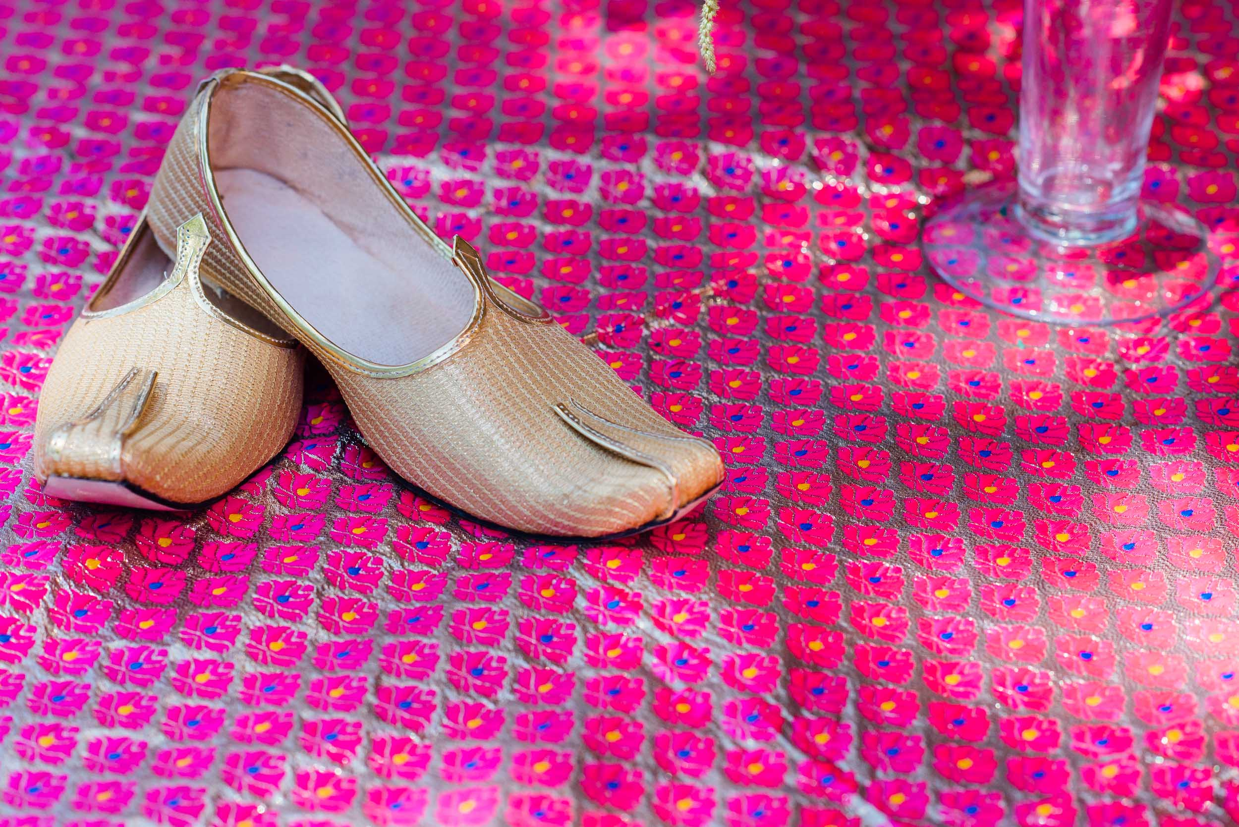 Grooms shoes Bay area Indian wedding photographer