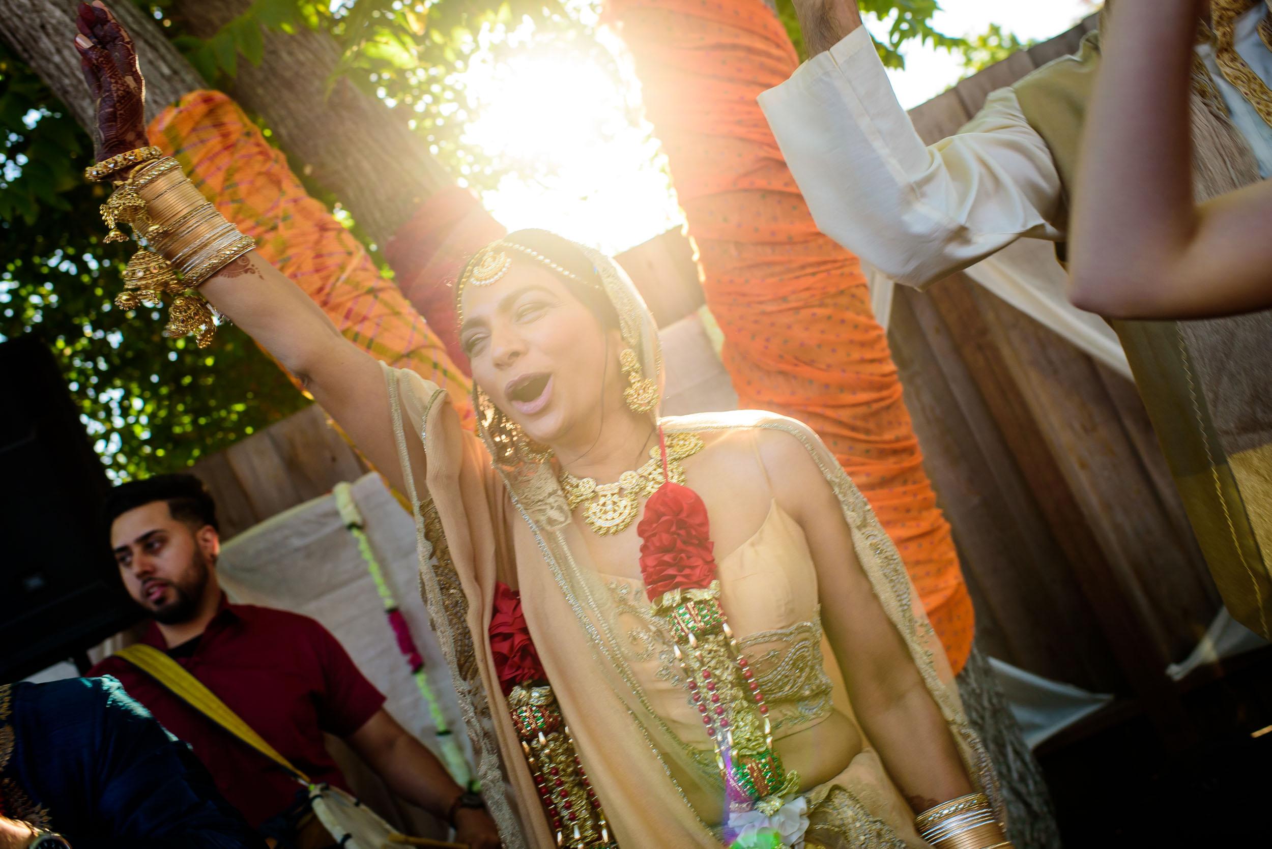 Indian punjabi wedding bay area