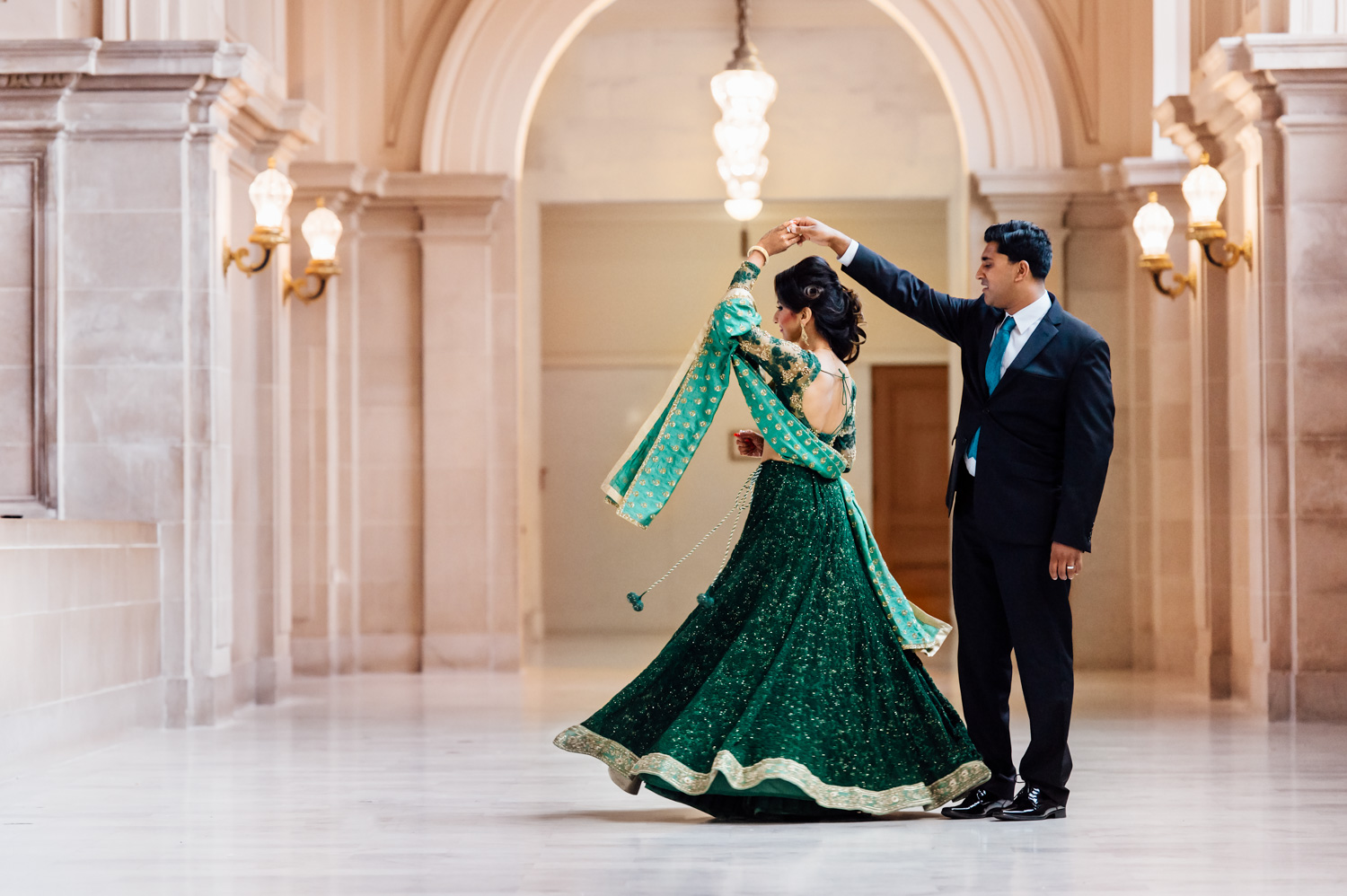 San Francisco Indian wedding photographer