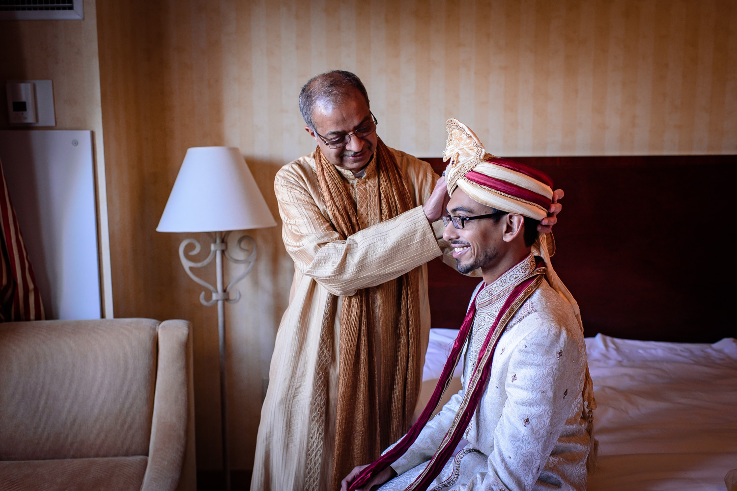 Bay area Indian Maharashtrian wedding