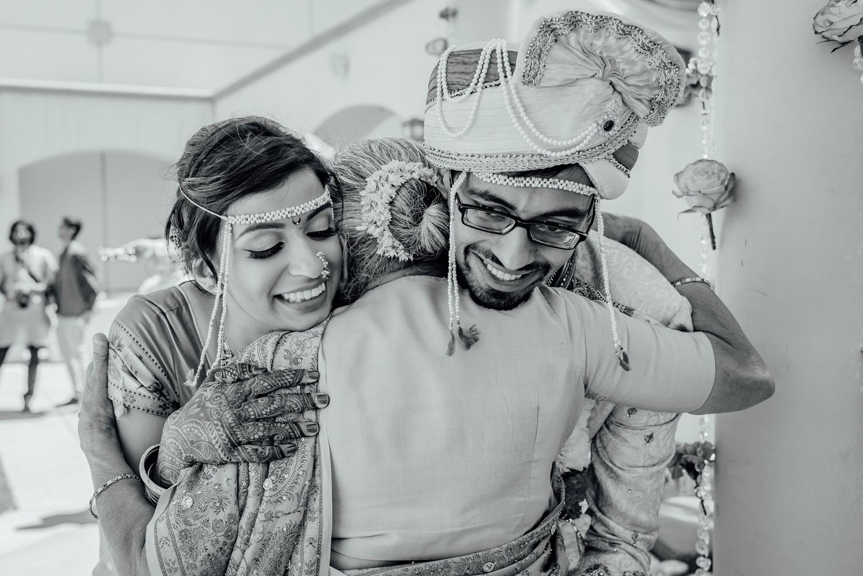 Indian Marathi wedding at Mariott San Mateo