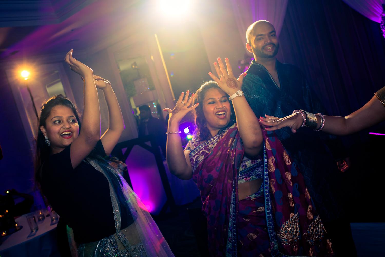 Indian Hindu wedding Mariott San Mateo