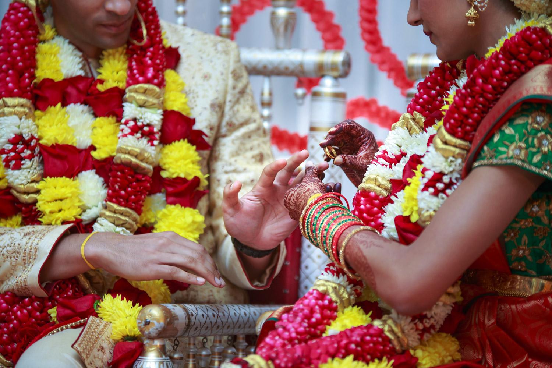 Tamil wedding at Santa Clara Marriott
