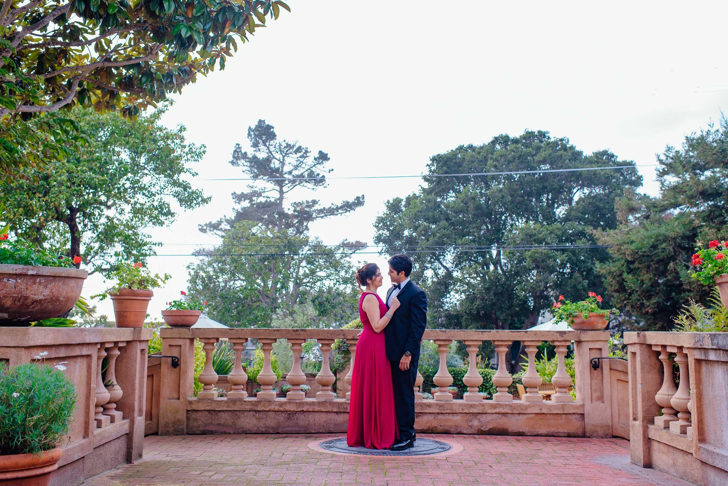 Carmel Engagement session